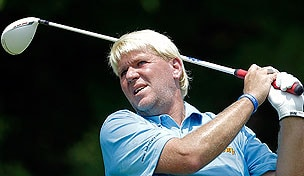 John Daly at the 2012 Greenbrier Classic