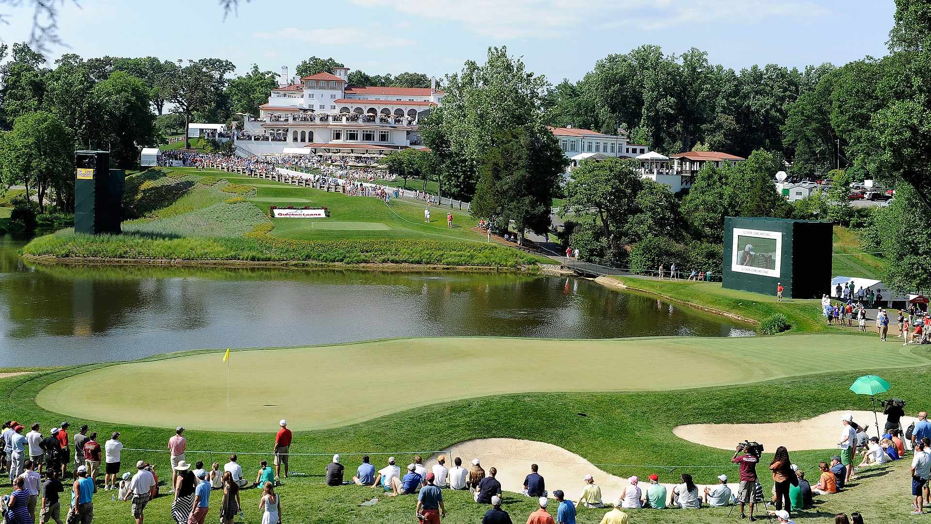 Congressional Country Club Cited for Improper Tree Removal | Golf Channel