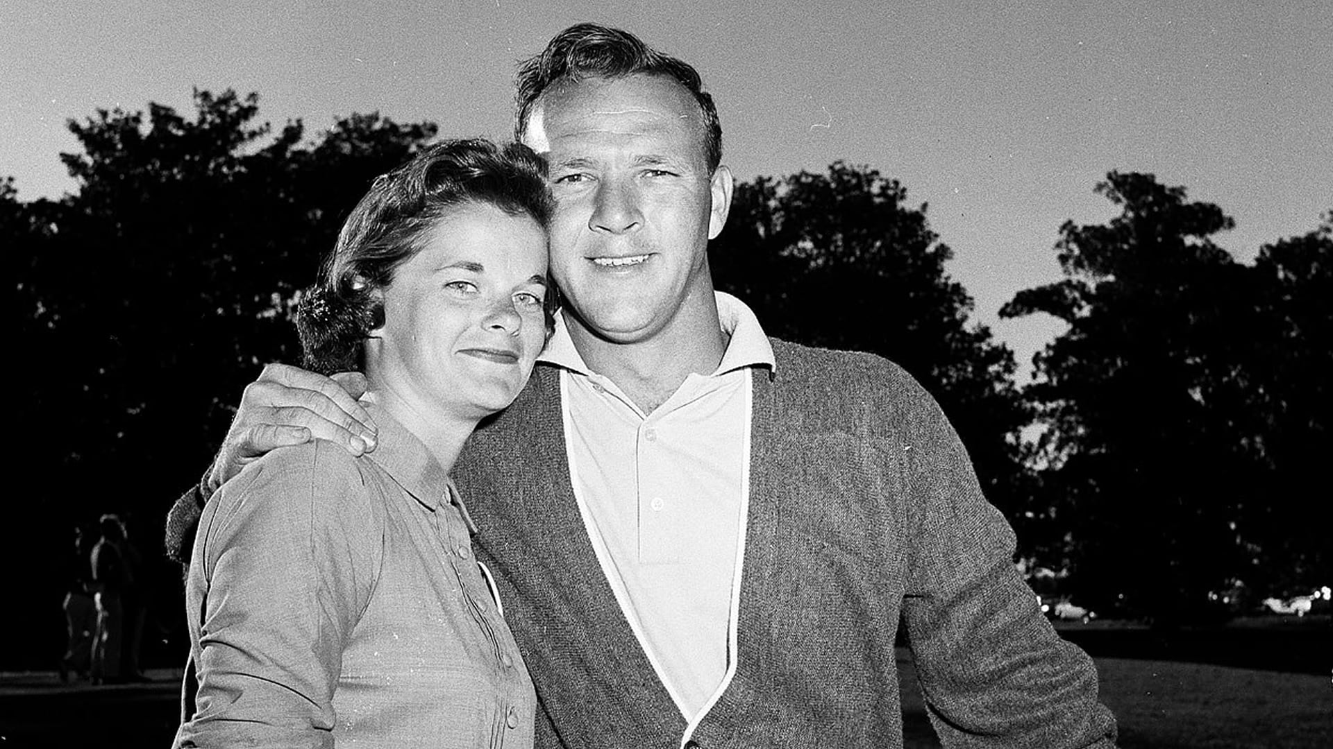 Arnold Palmer Pictures His Life In Photographs: Arnie: Winnie And Kit, The Ladies In Arnold Palmer's Life