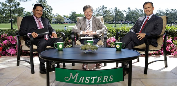 Excellent 2017 Masters Tv Coverage Golf Channel Gmtry Best Dining Table And Chair Ideas Images Gmtryco