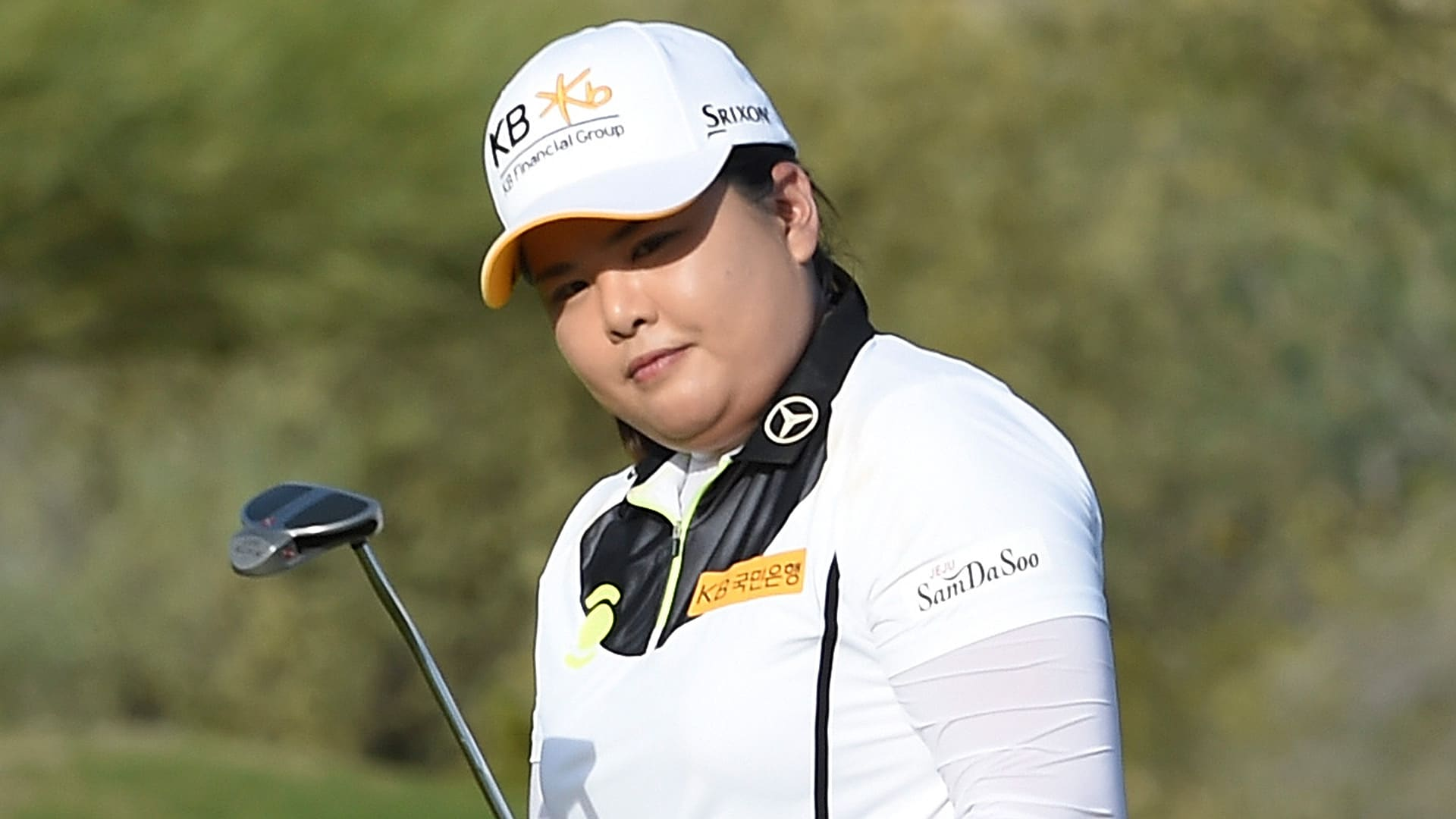 Inbee Park Switches To Blade Putter At Bank Of Hope Founders Golf Channel