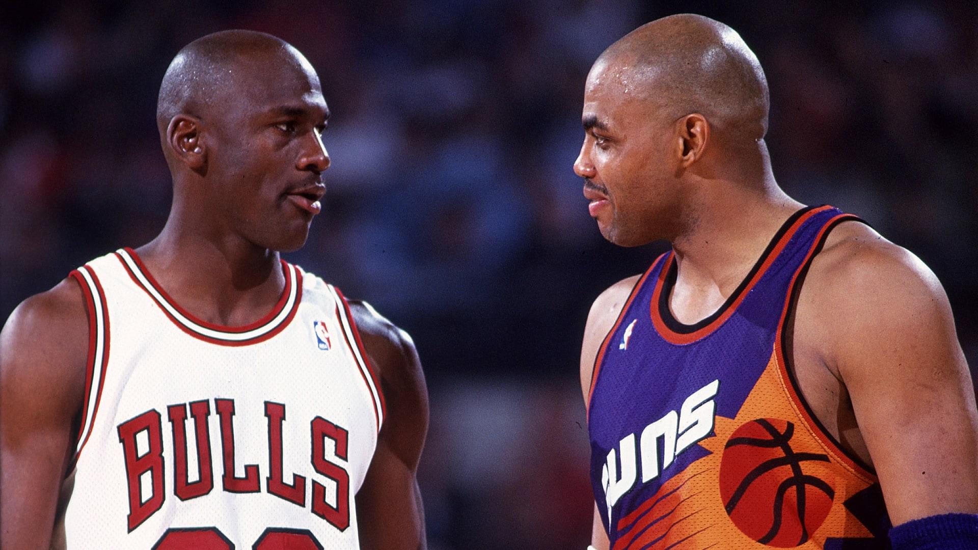 Charles Barkley says Michael Jordan once bet $300,000 on single ...