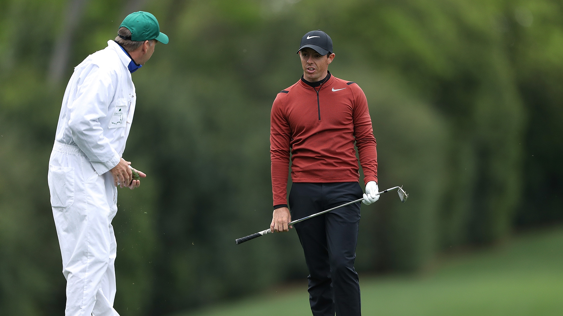 7be008316 Rory McIlroy rebounds after slow start to open with 72 | Golf Channel