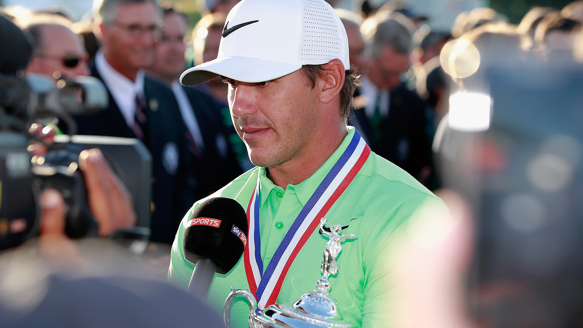 Dustin Johnson Encouraged Brooks Koepka With Long Phone Call On Saturday Golf Channel