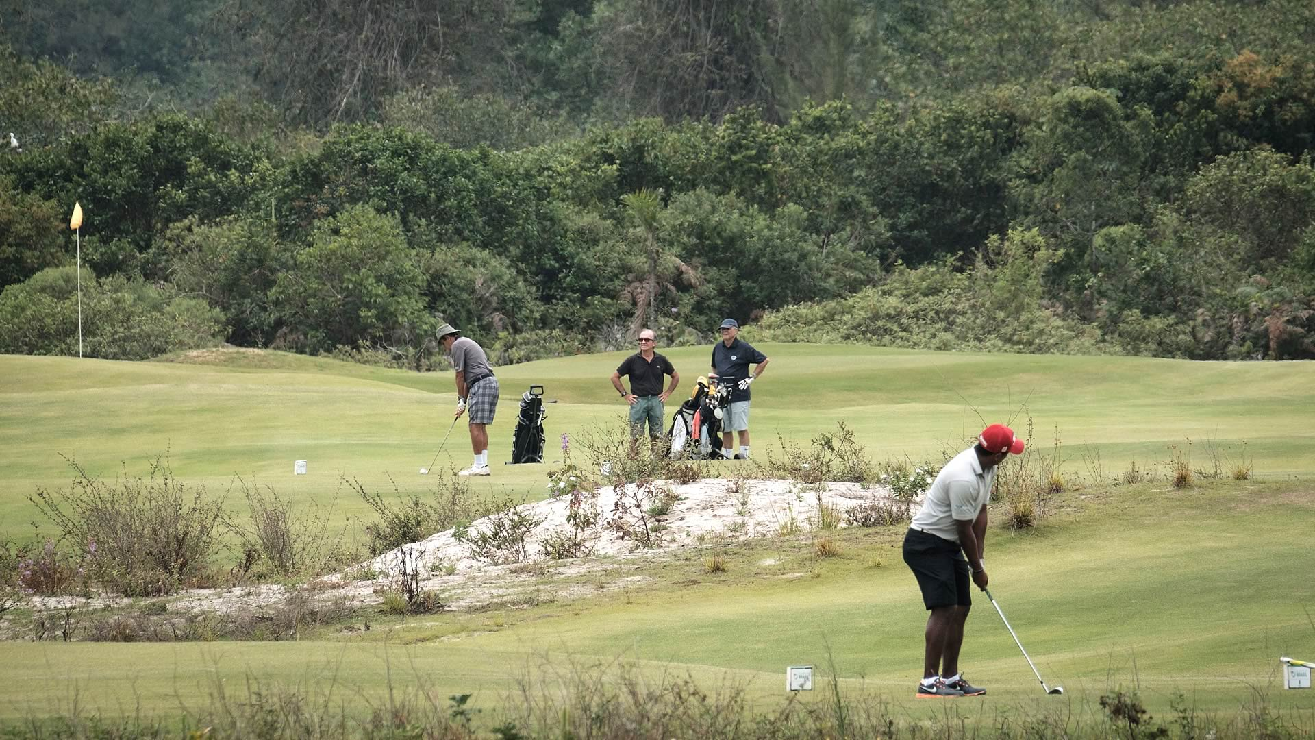 olympic course golf rio architect odds defies later frustrated fake getty games november 1920 golfmagic