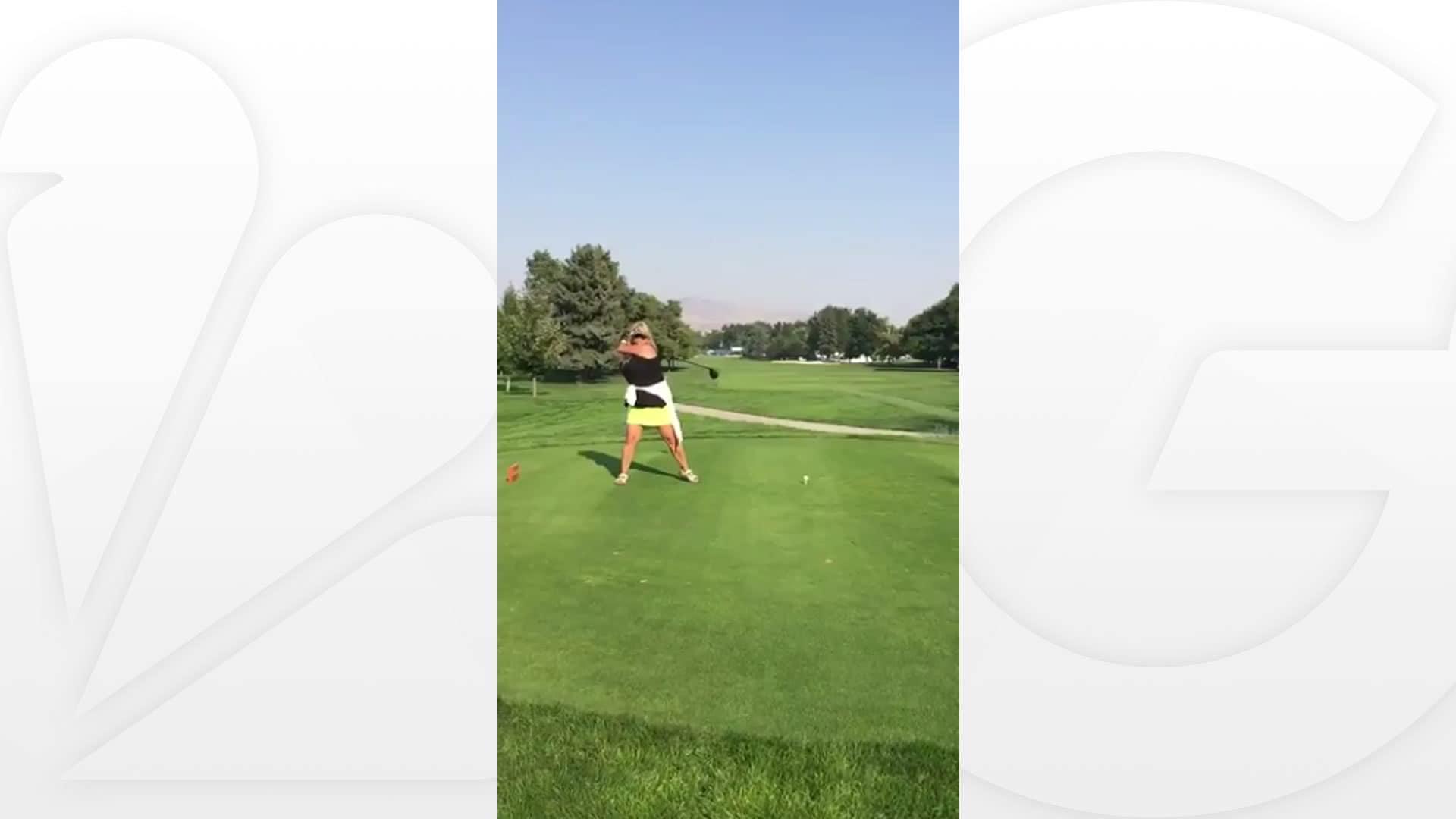 Tour Player Amazed At Pro Am Partners Insane Swing Golf