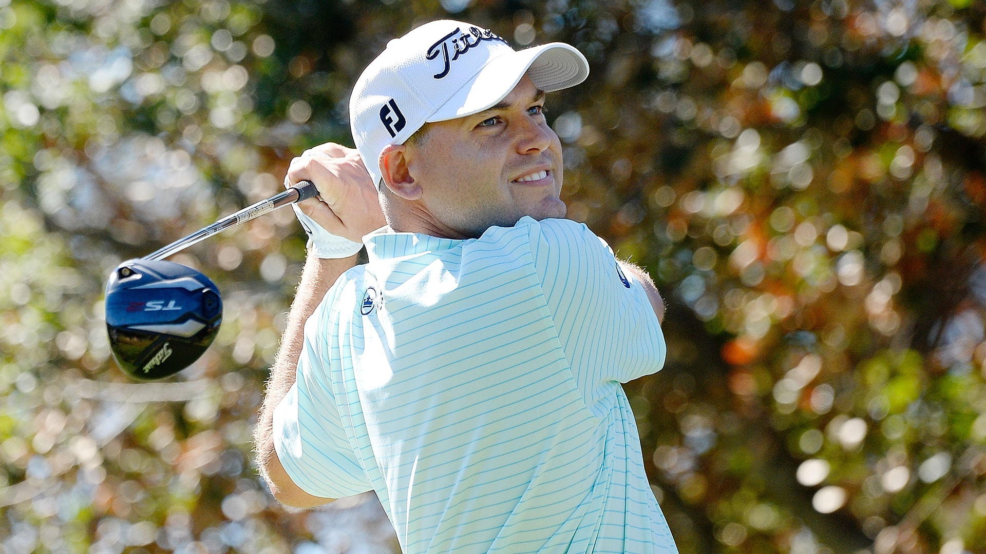 Bill Haas at the 2018 Safeway Open