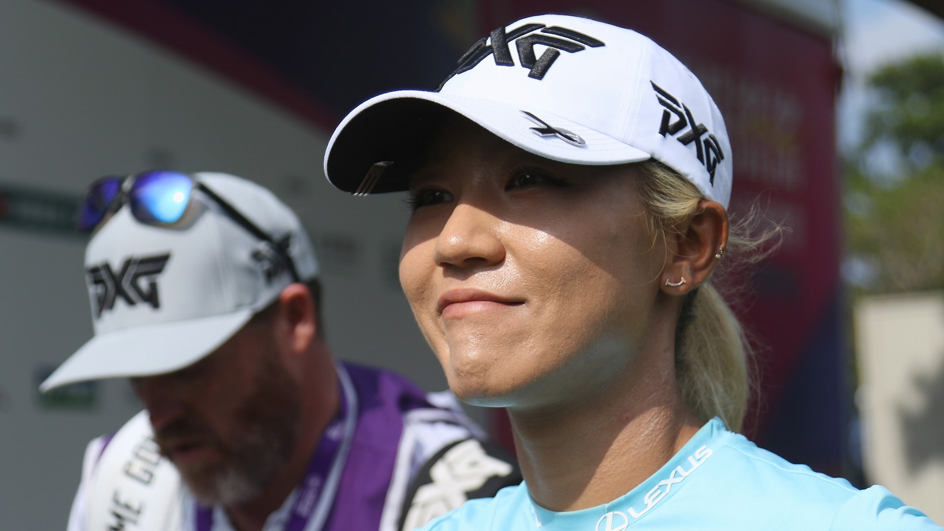 Lydia Ko at the 2018 Swinging Skirts LPGA Taiwan Championship