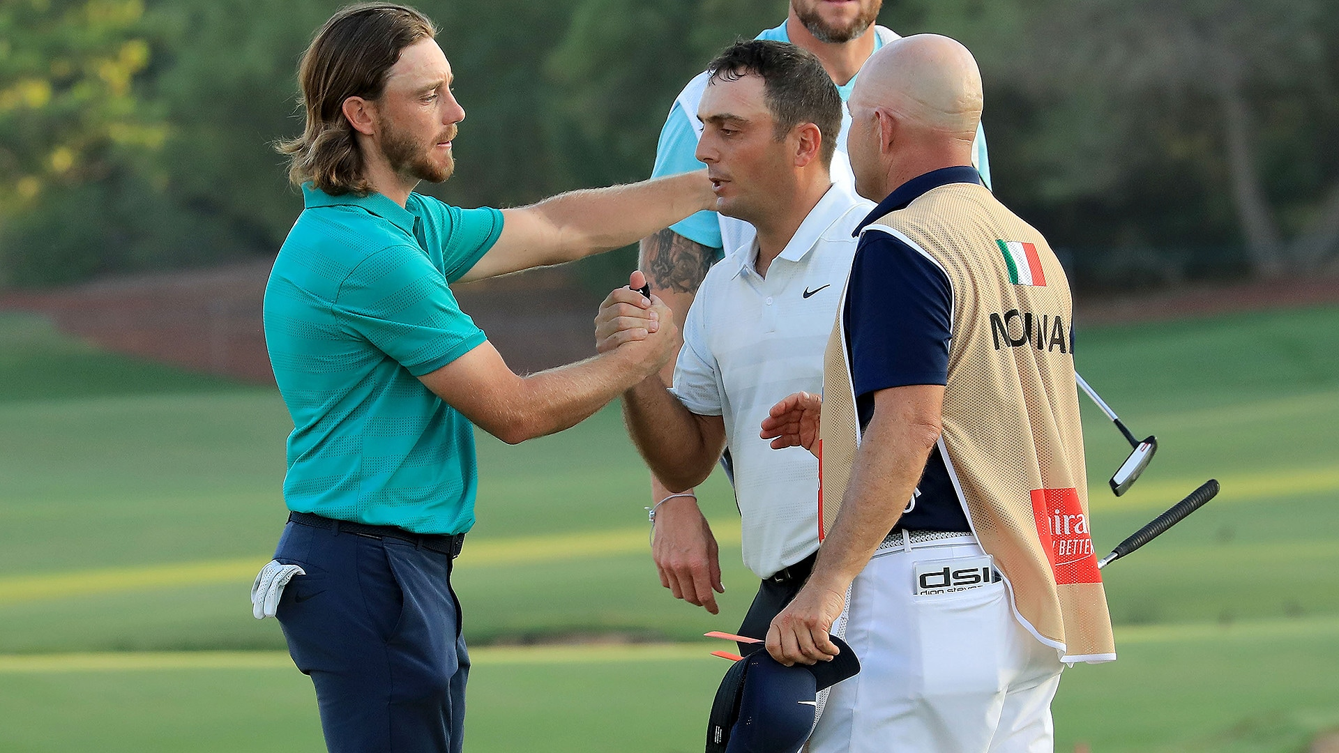 Tommy Fleetwood, Francesco Molinari