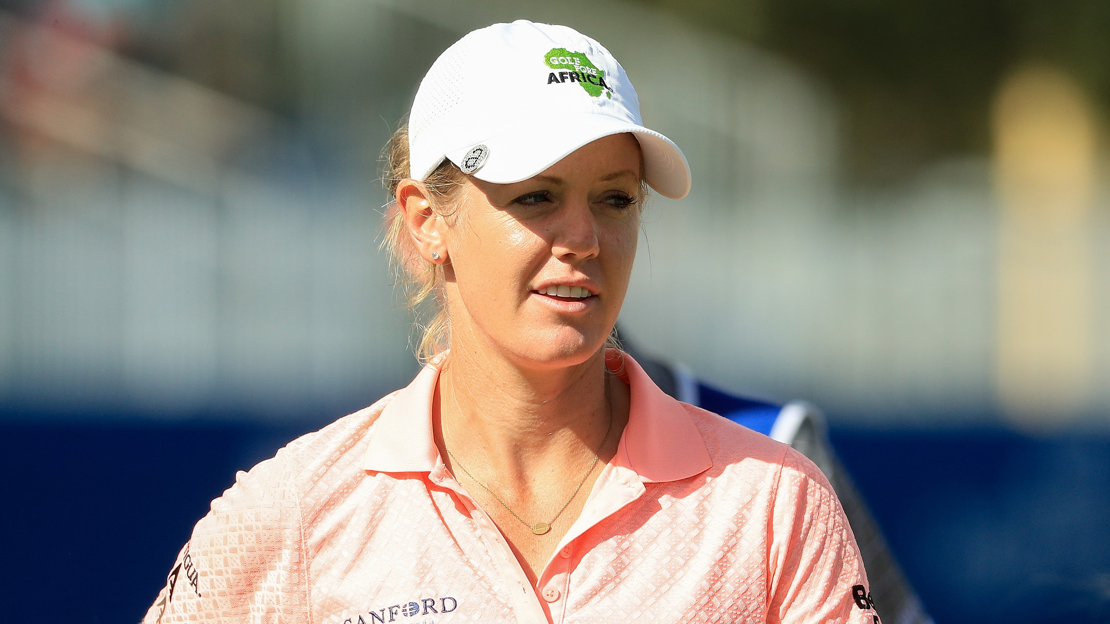 Amy Olson at the 2018 CME Group Tour Championship
