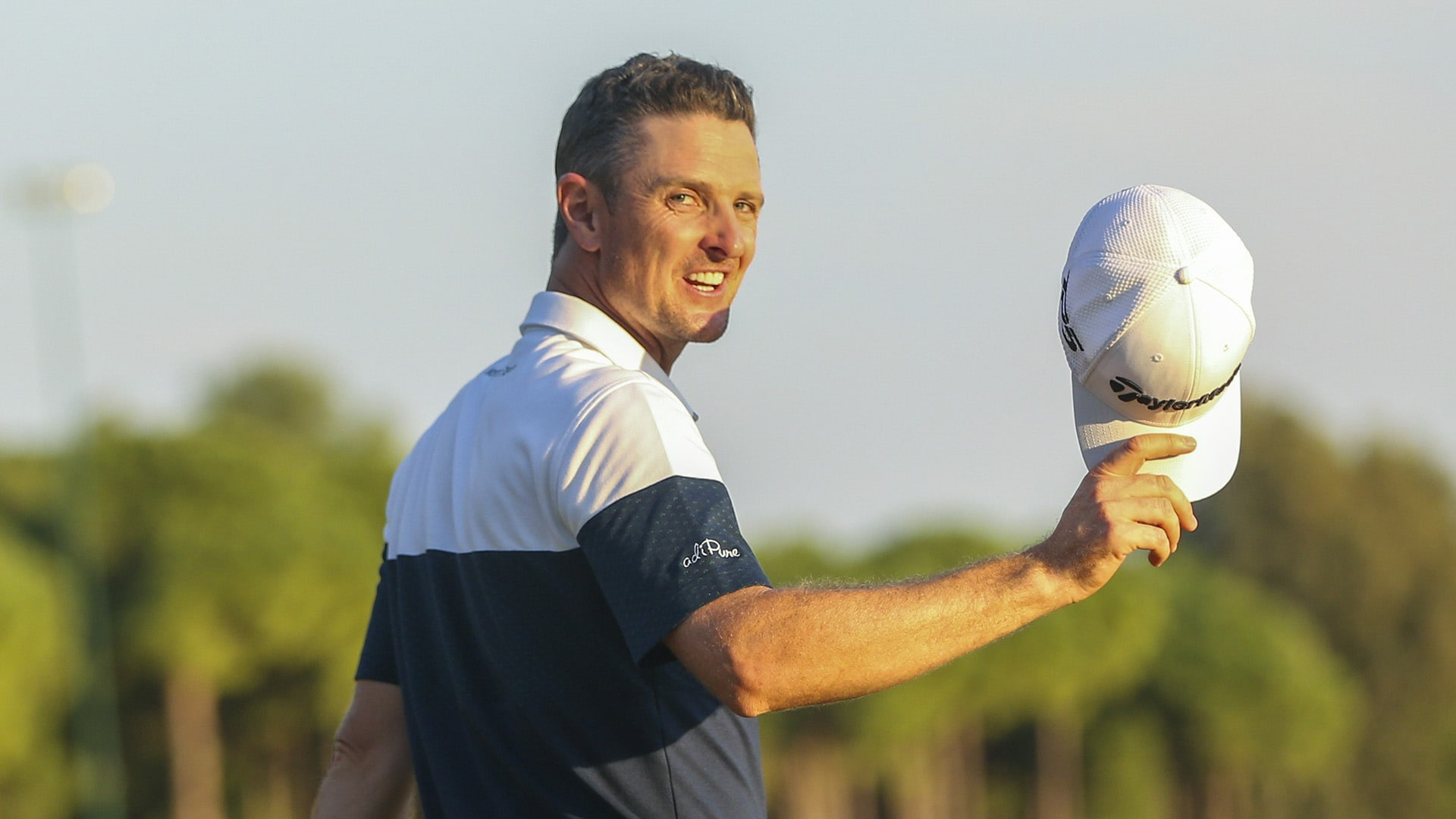 Justin Rose wins the 2018 Turkish Airlines Open