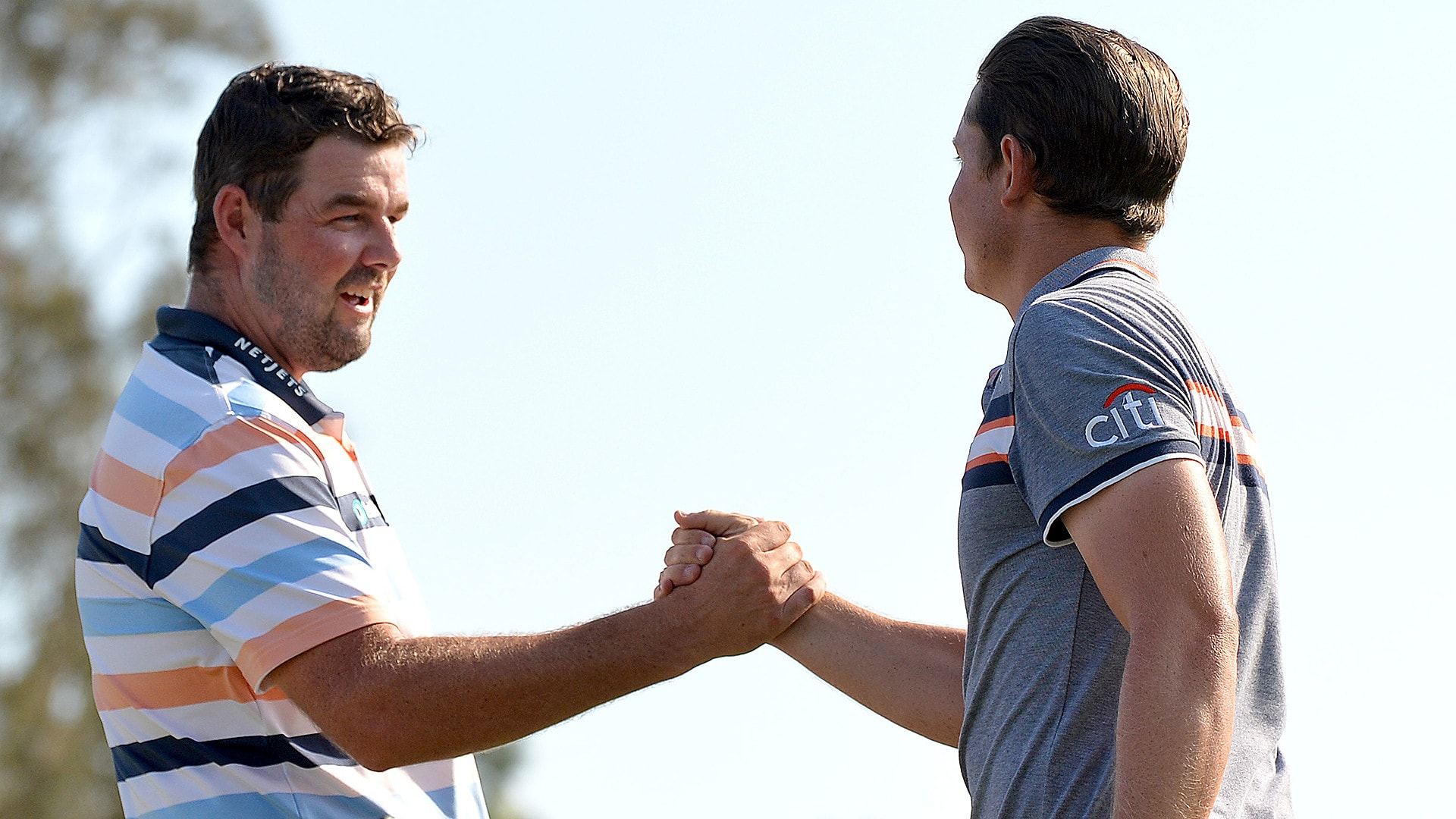 Marc Leishman and Cameron Smith