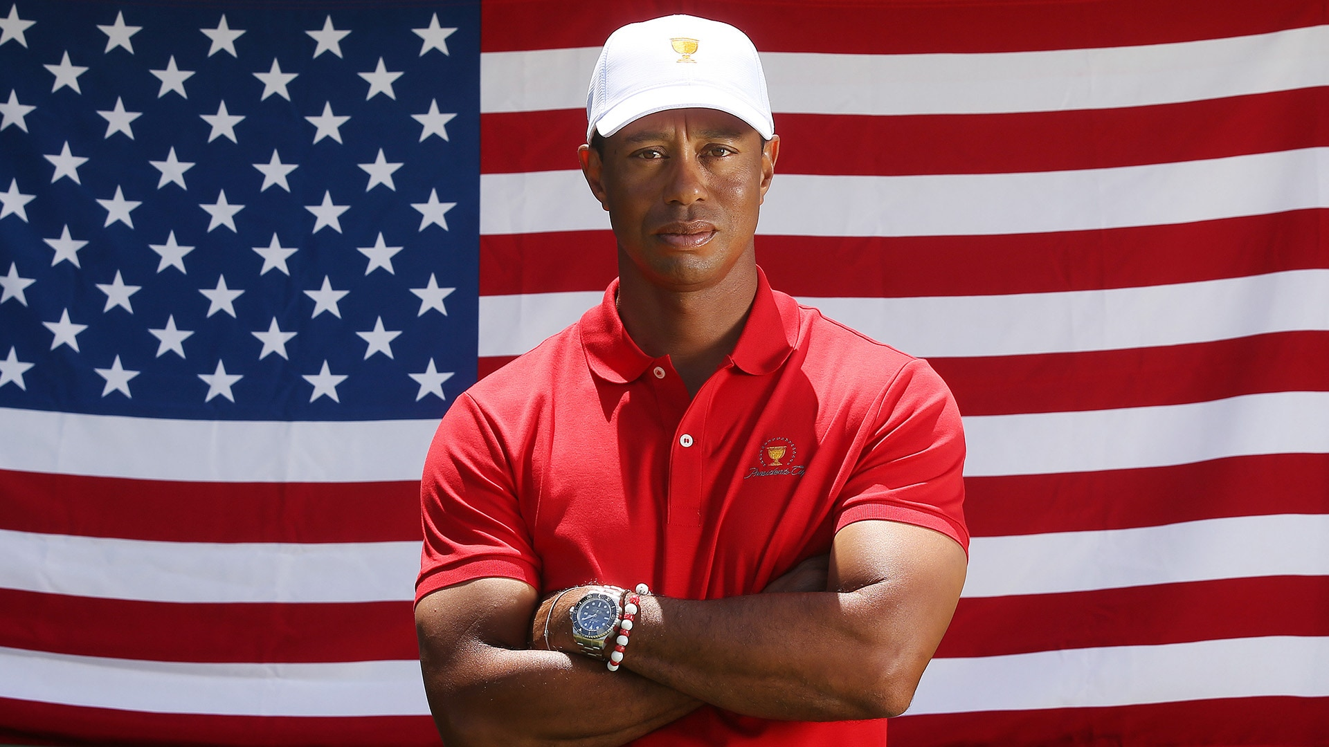 Tiger Woods ahead of 2019 Presidents Cup
