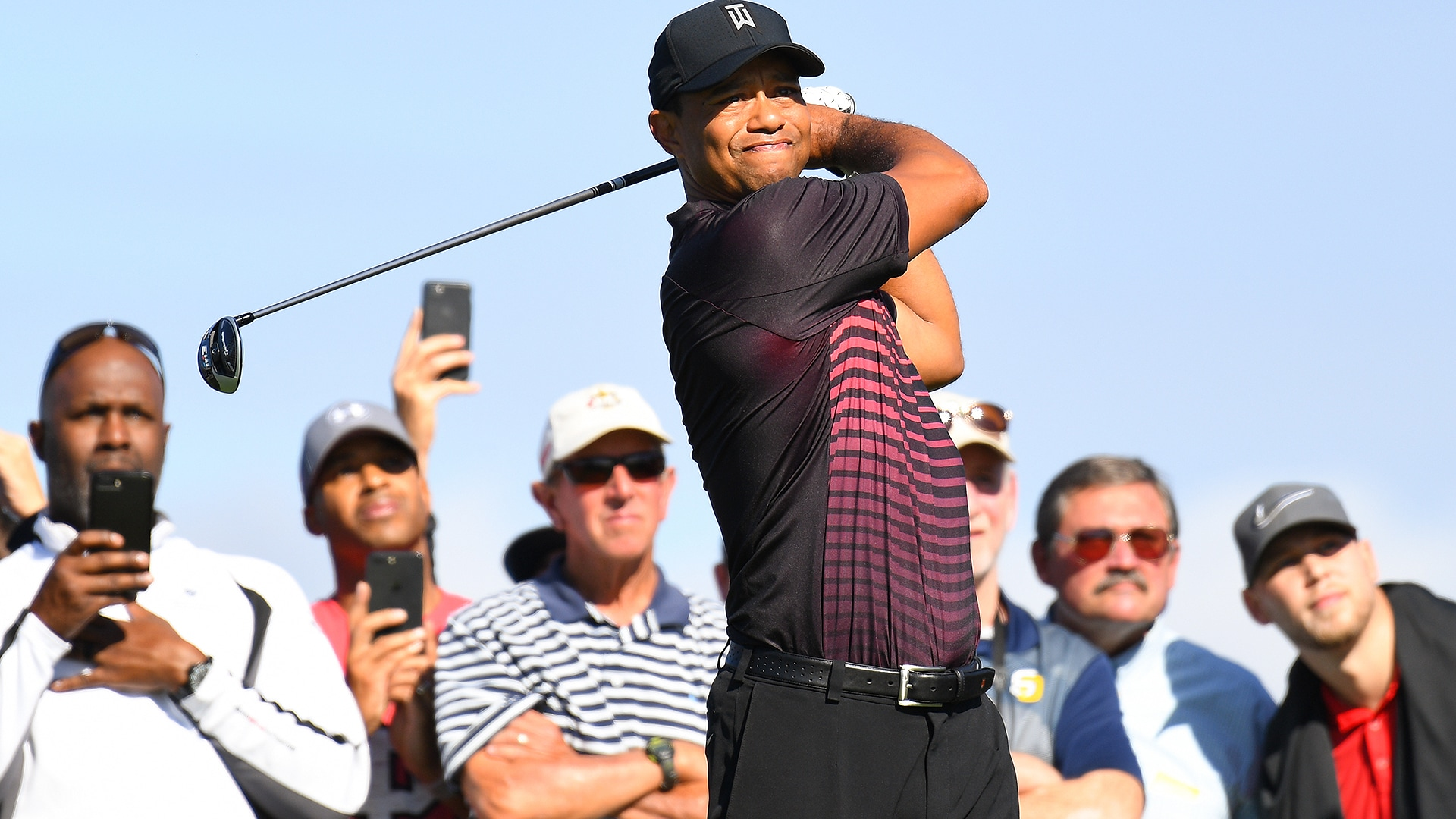 a look at the life of tiger woods Tiger woods announced tuesday that he will not be playing in the 2014 masters how does $2 million a year for life sound a look back at tiger woods' many.