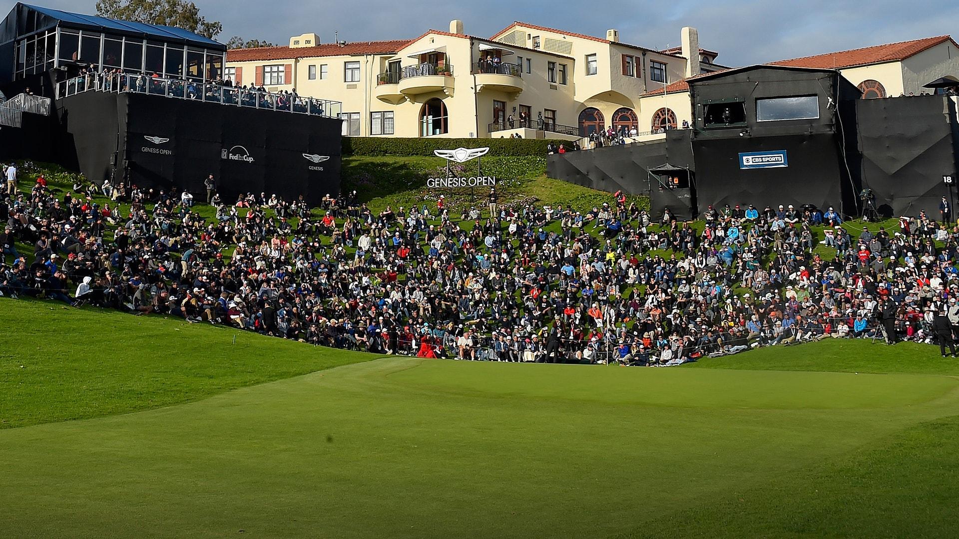 2019 Genesis Open: Tee times, TV schedule, stats   Golf Channel
