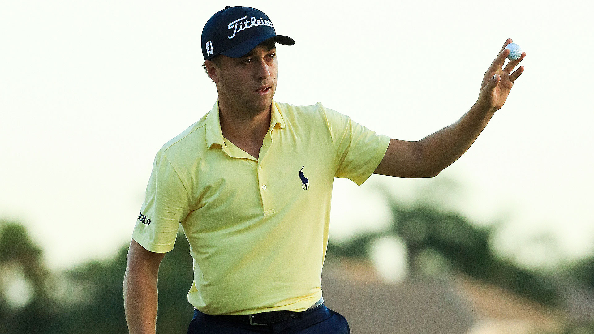 Justin Thomas Helps Eject Fan After \'Inappropriate\' Remark | Golf ...