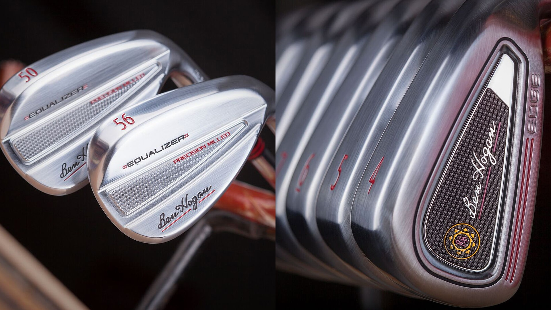 a22d8777 Ben Hogan Golf Introduced Equalizer Wedges, Edge Irons | Golf Channel