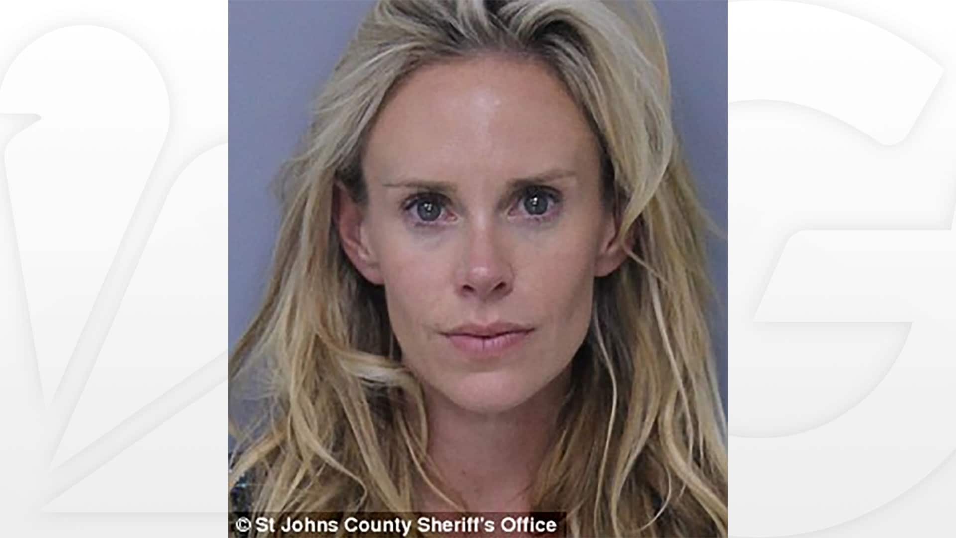 Lucas Glover's wife Krista arrested for domestic violence | Golf Channel
