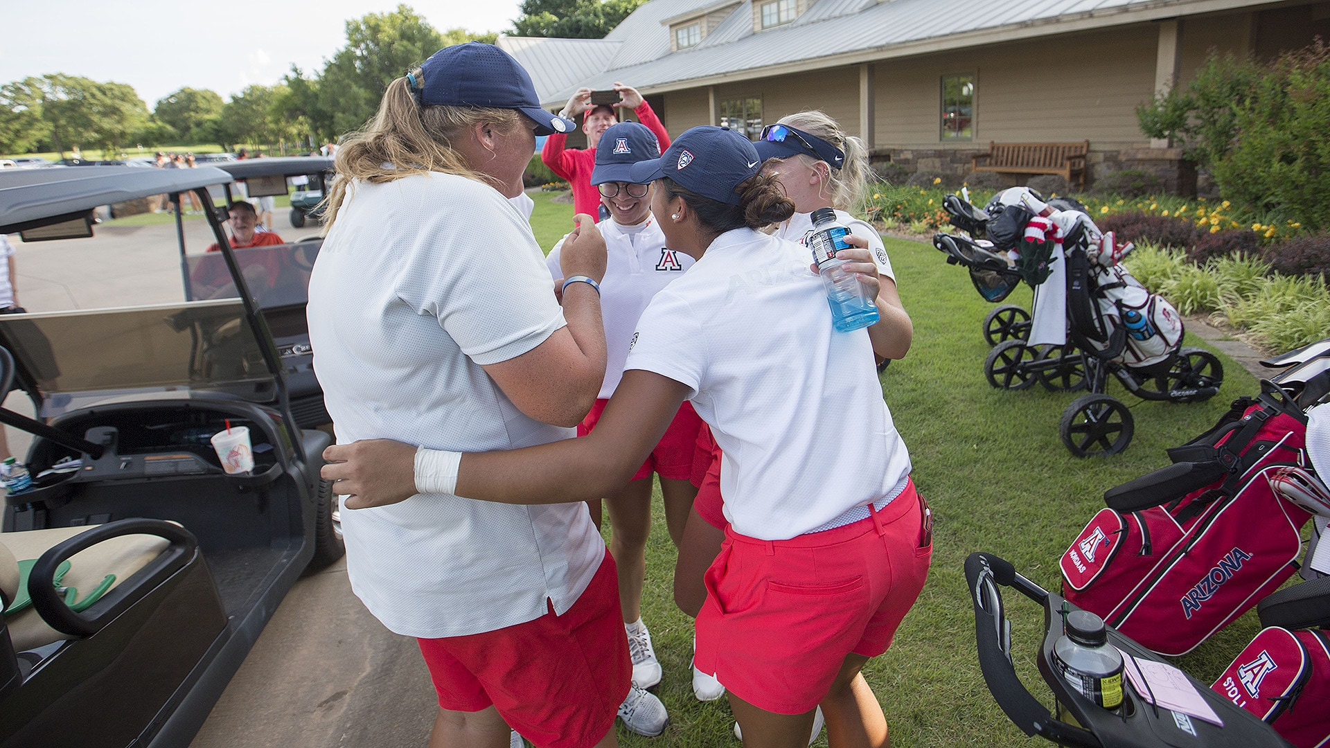 Arizona advances to the 2018 NCAA Women's DI Championship final