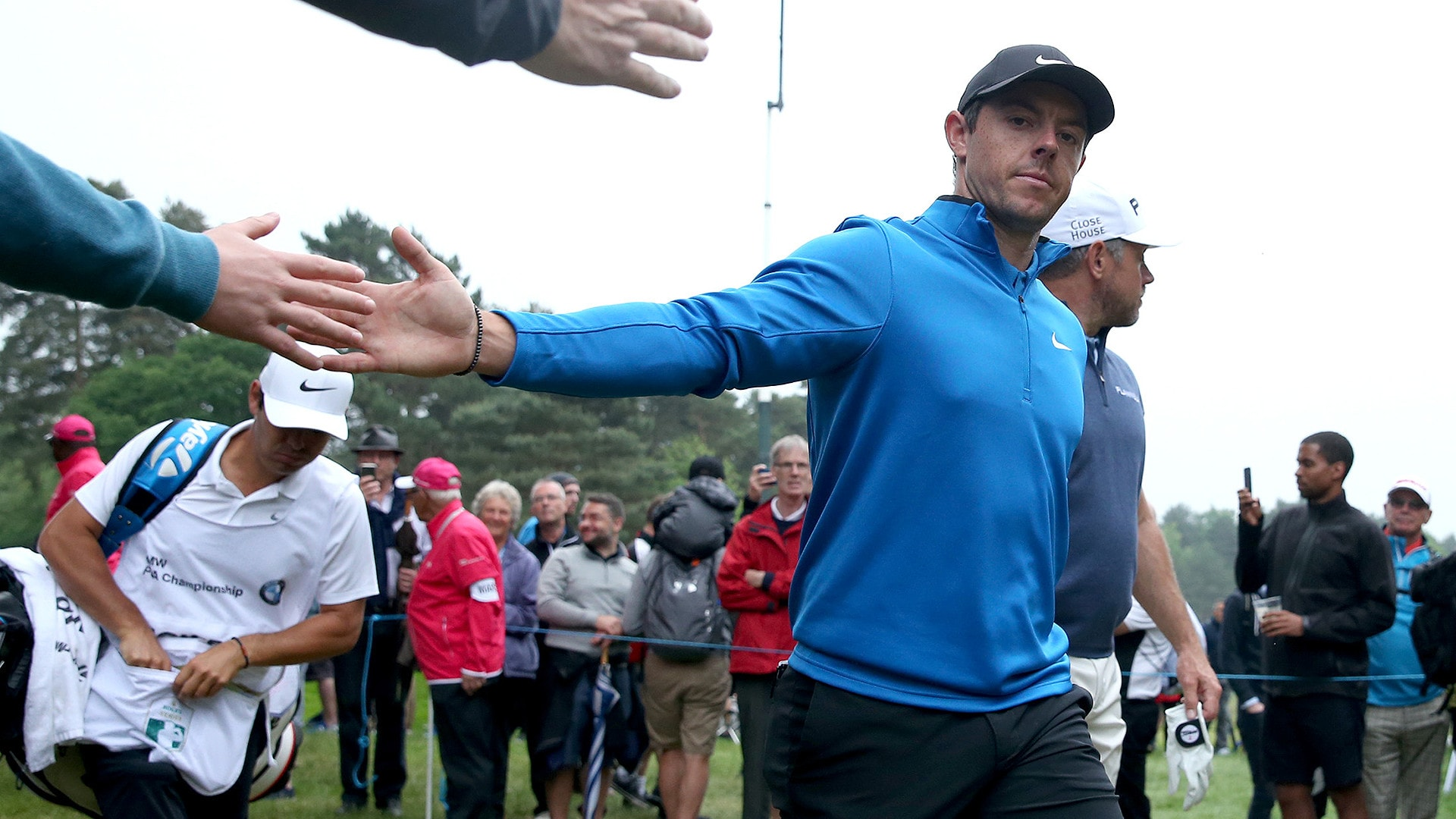 Rory McIlroy Pleased with Opening 67 at BMW PGA Championship | Golf