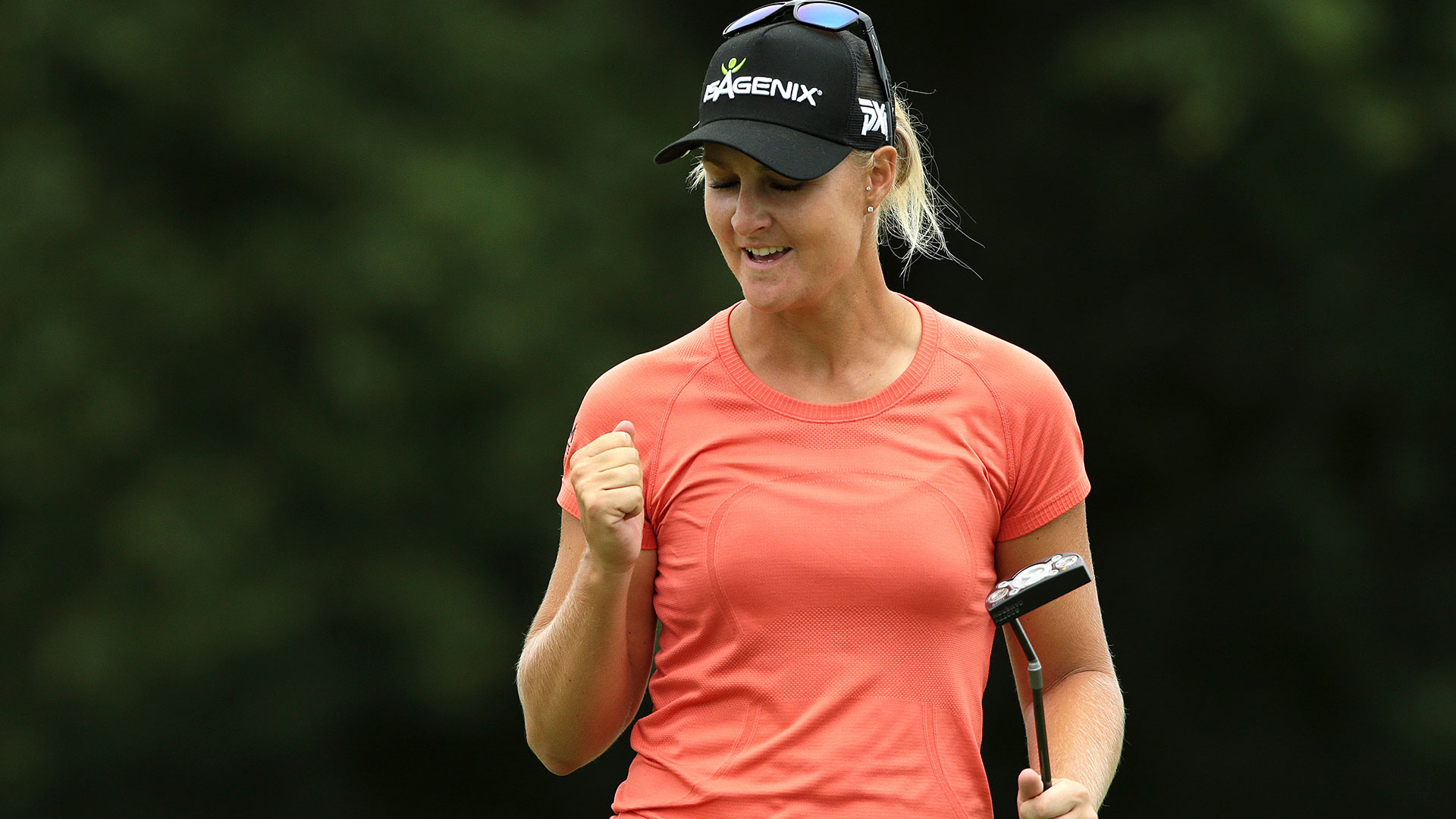 Nordqvist, Pace fire 64s for share of Meijer lead | Golf Channel