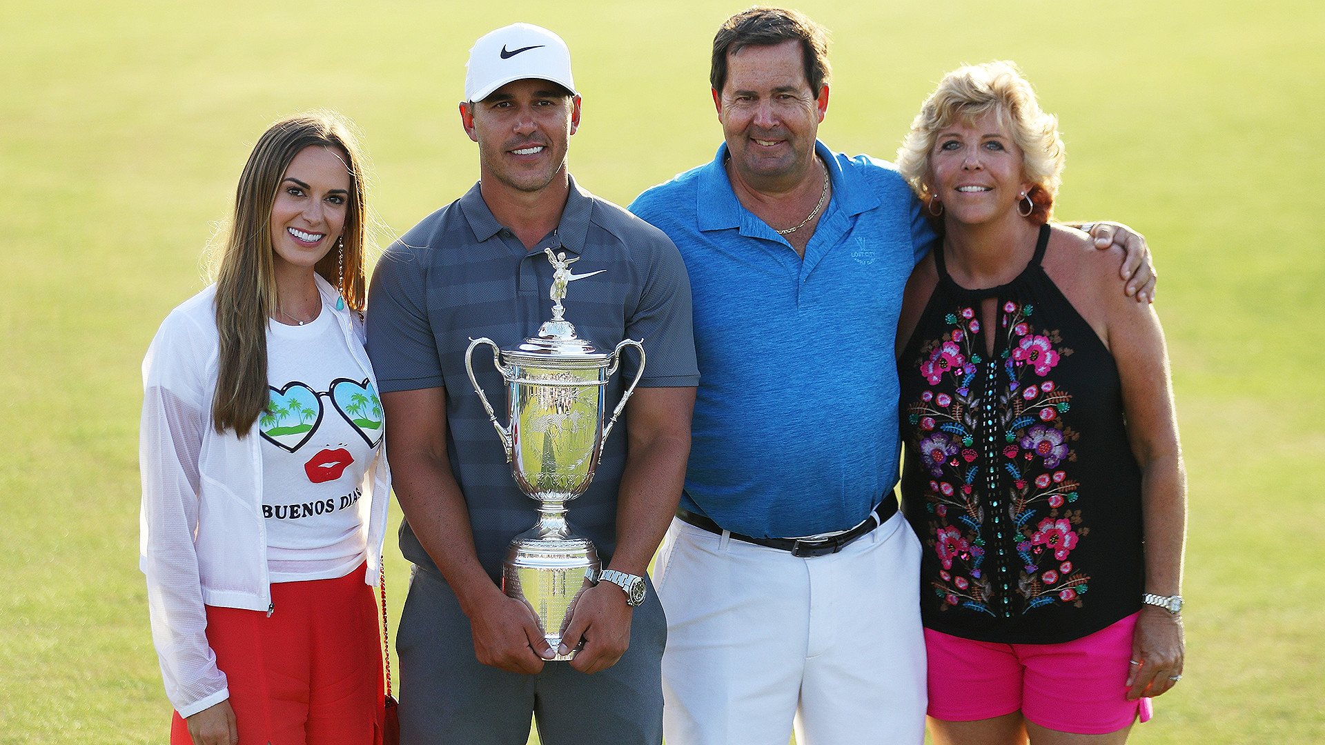 this time  dad gets to enjoy koepka u0026 39 s father u0026 39 s day win