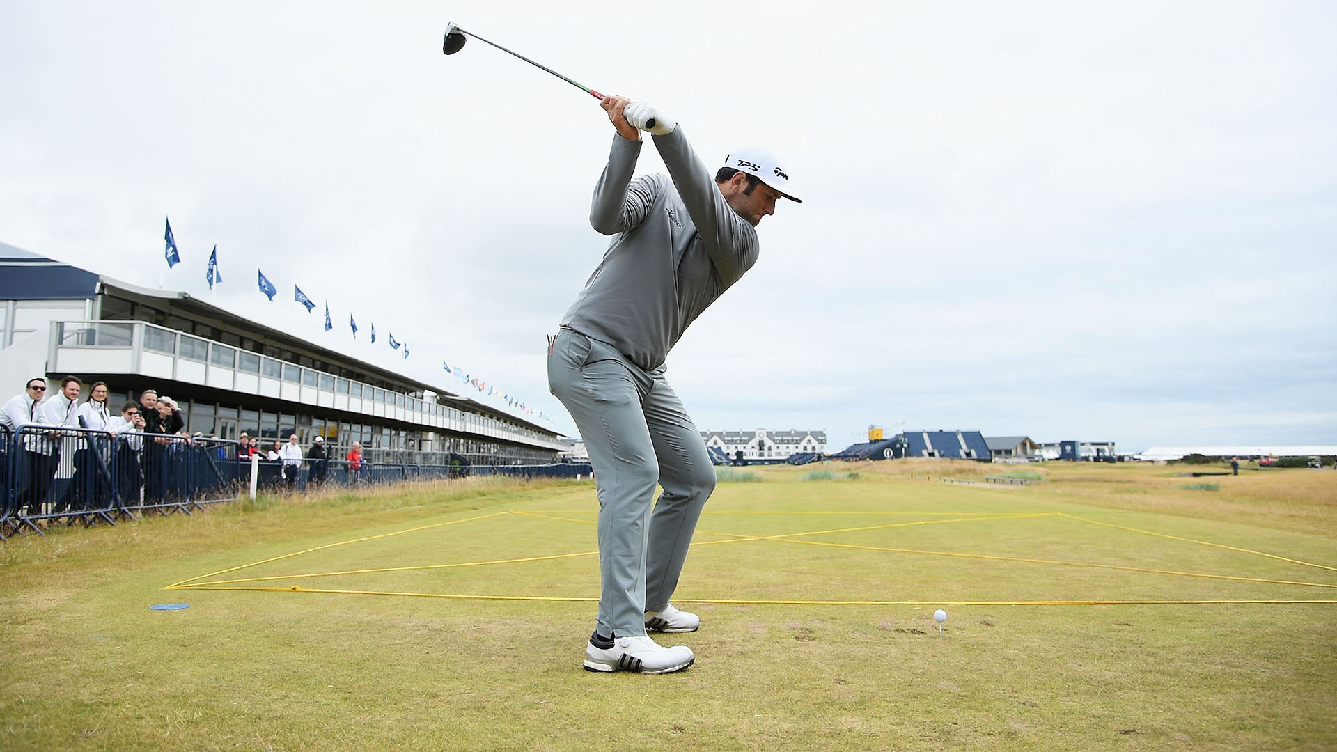 2018 british open  jon rahm u0026 39 s strategy at carnoustie   u0026 39 as