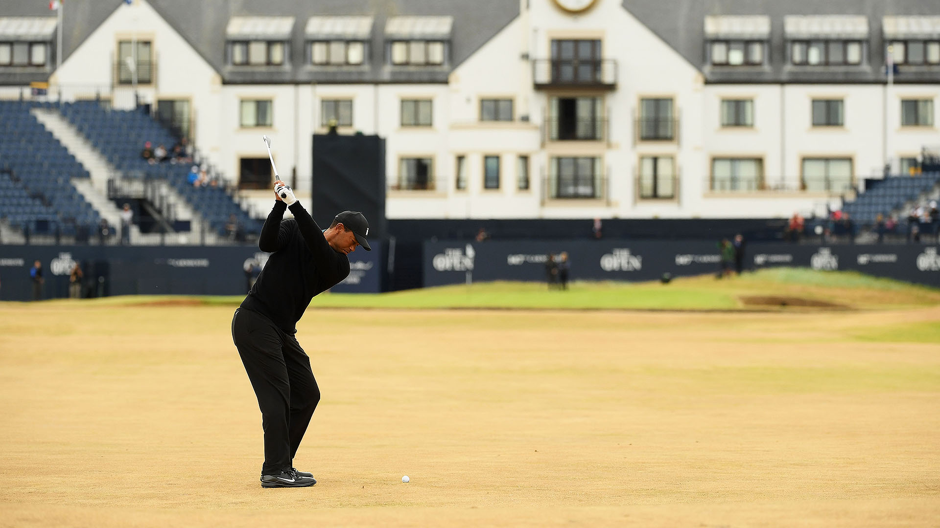 tiger tracker  147th open championship