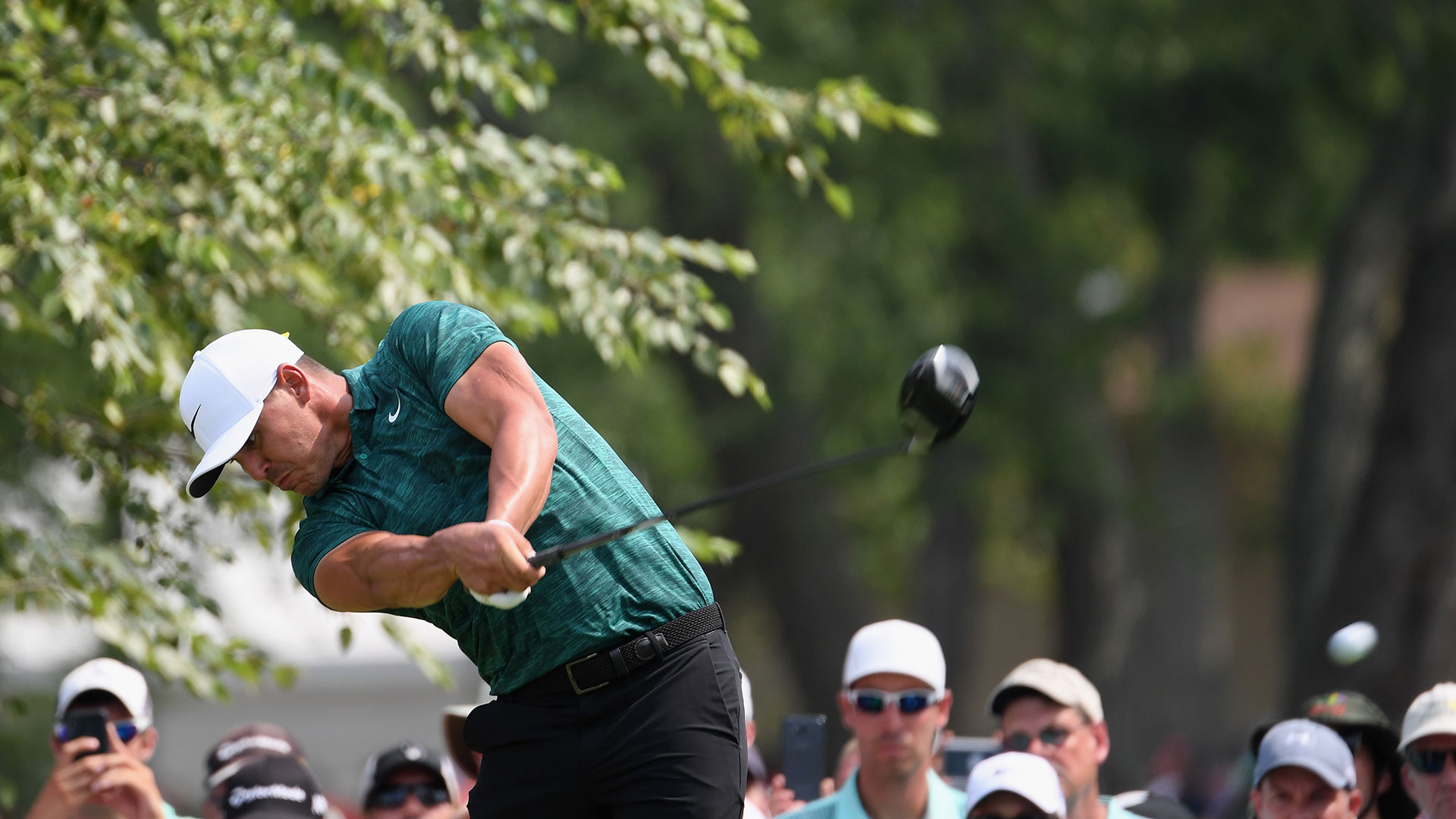 winning clubs used by brooks koepka at 2018 pga championship