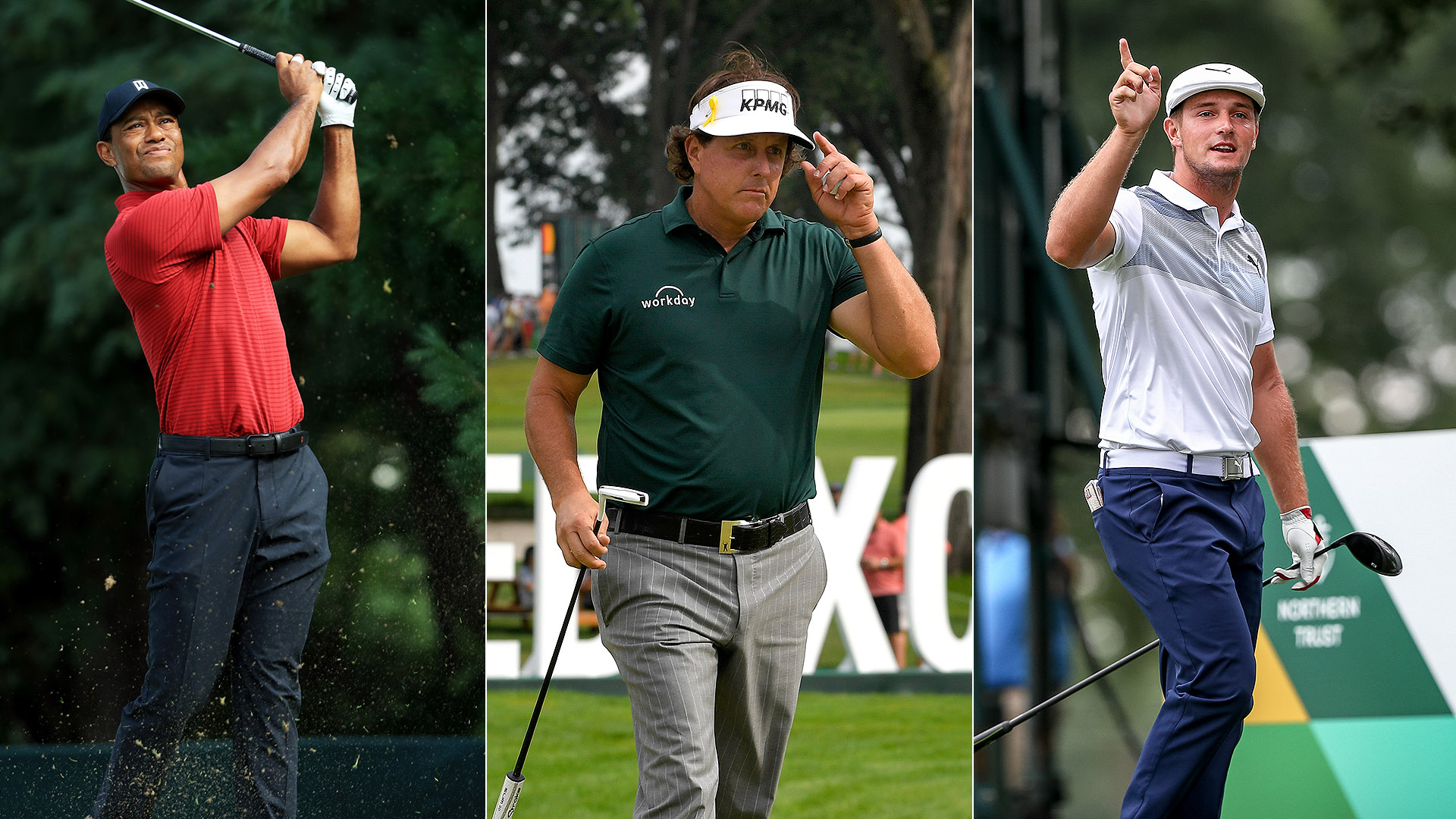 c8d251397 Monday Scramble: Eyes on future of Tiger, Phil, Bryson | Golf Channel