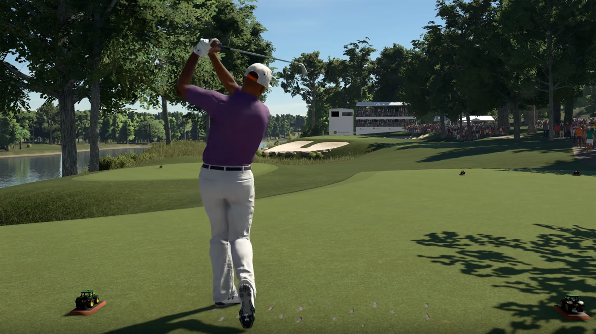 the golf club 2019 published by 2k sports and released for
