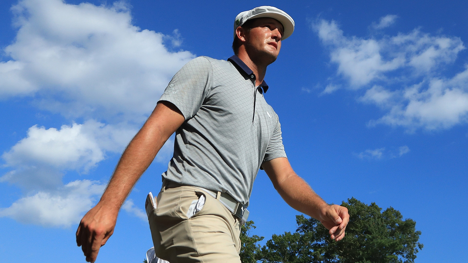 bryson dechambeau planning muscle activation tests in