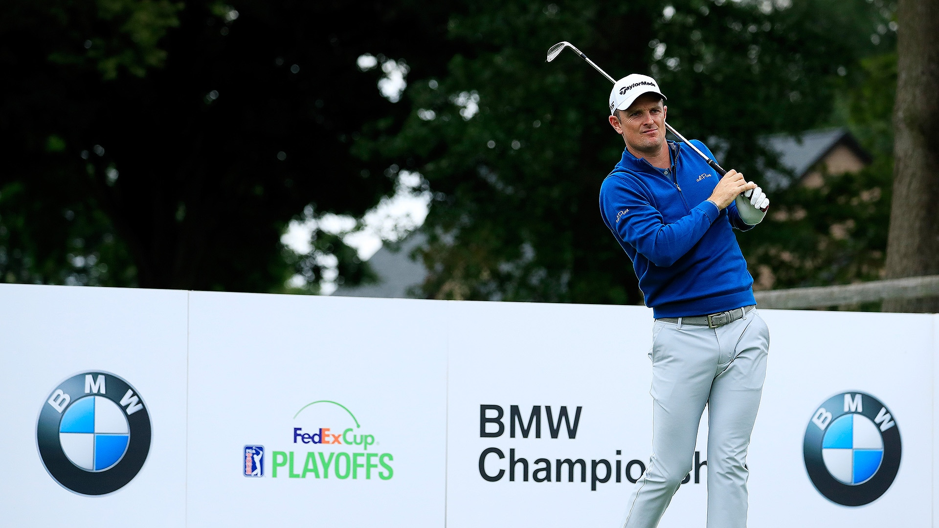 Bmw Championship Tee Times Moved Up Because Of Weather Golf Channel