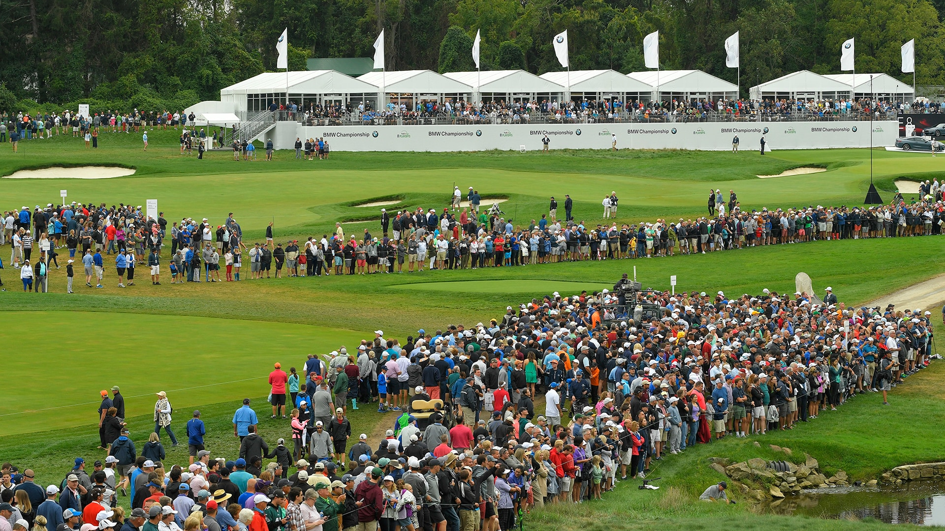 More Rain Delays Sunday Tee Times At The Bmw Championship