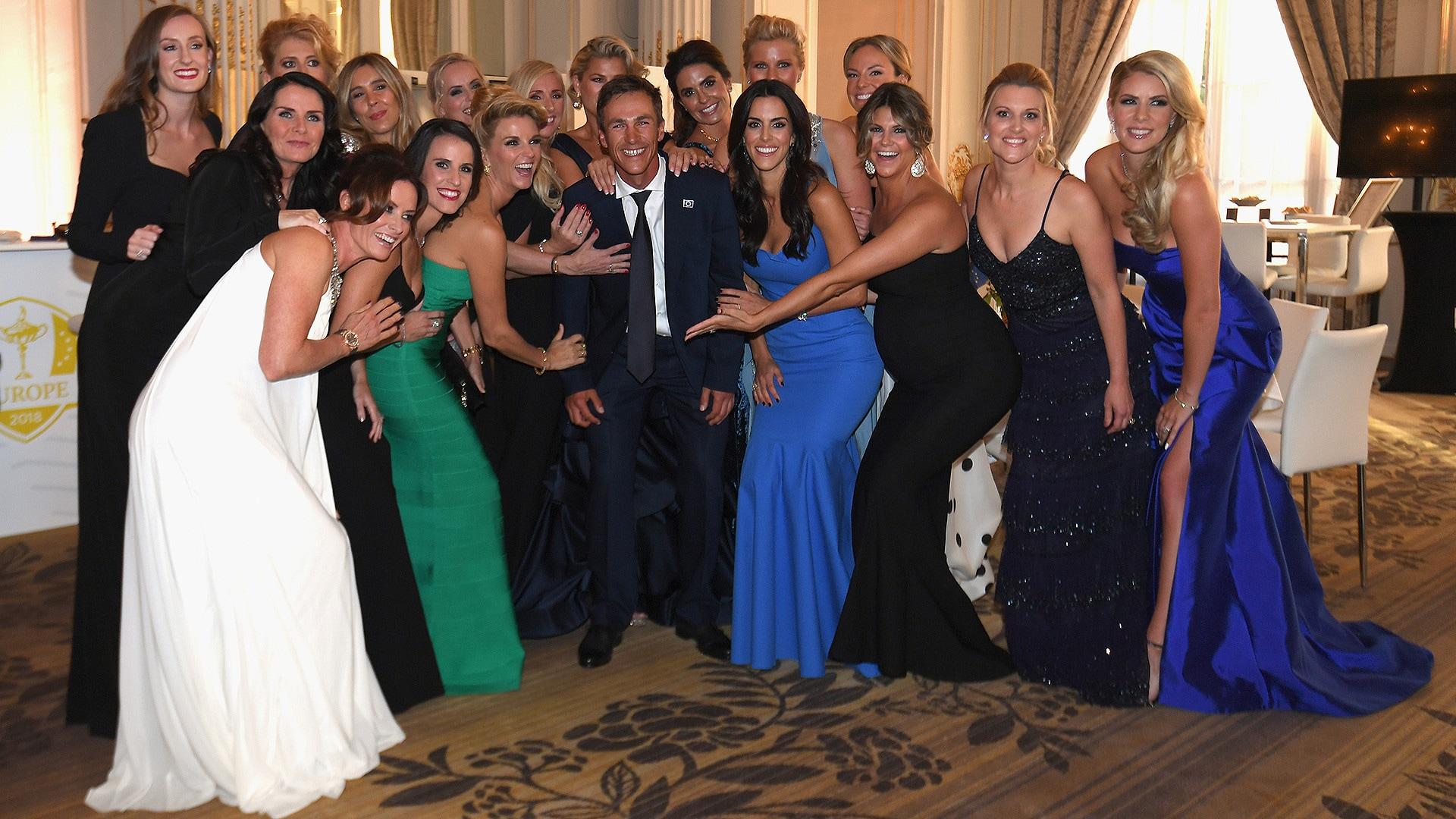 Rookie Thorbjorn Olesen a 'Pretty Happy Man' in Gala Photo ...