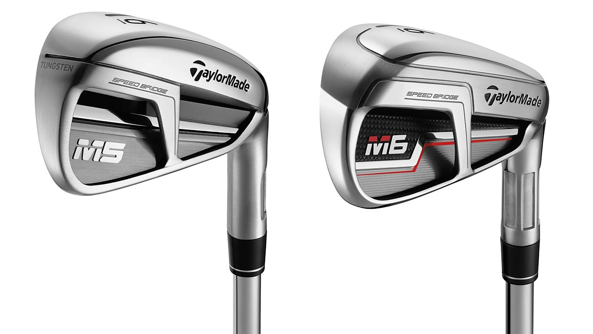 TaylorMade M5, M6 irons