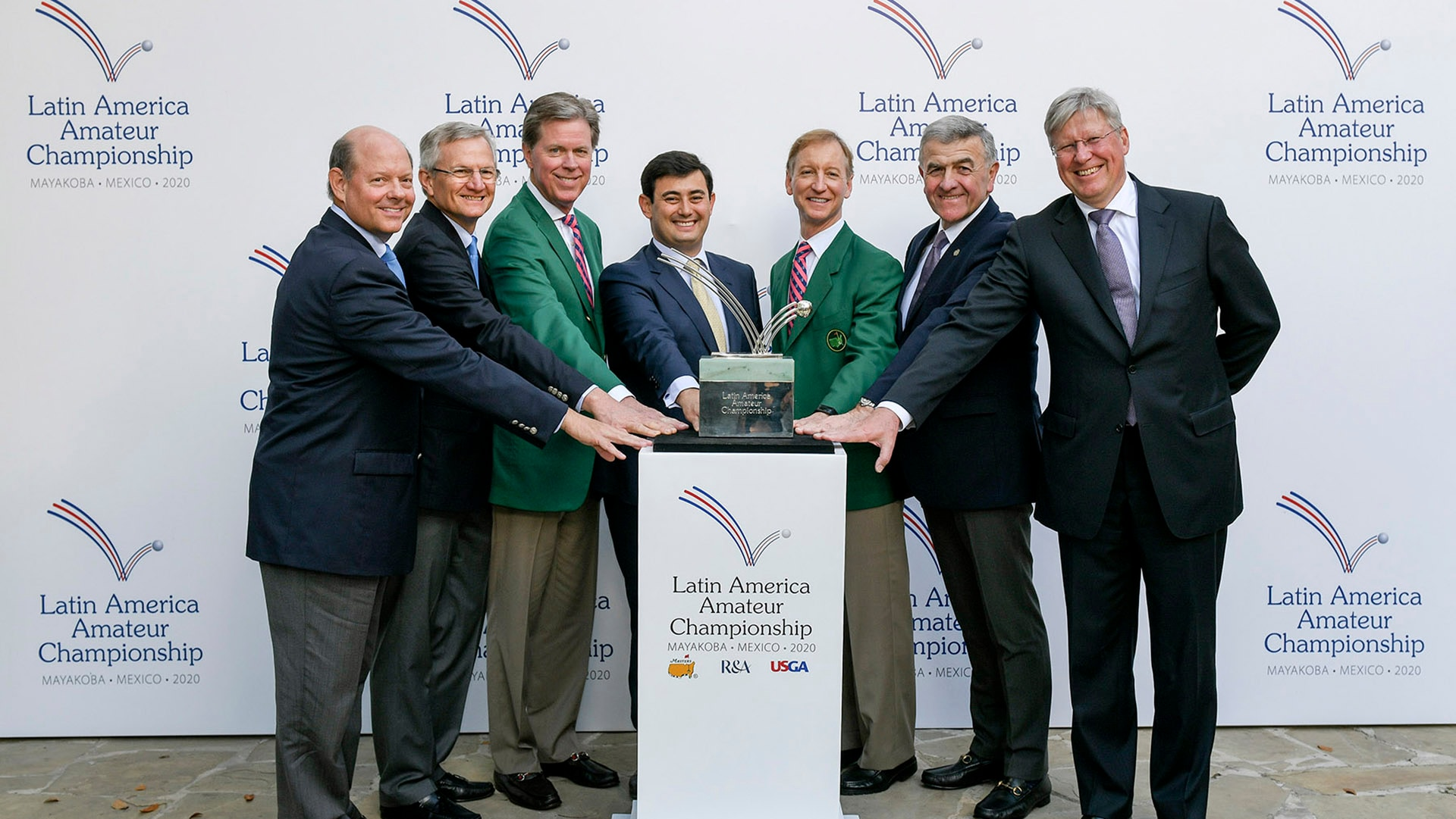 2020 Latin America Amateur Championship announcement