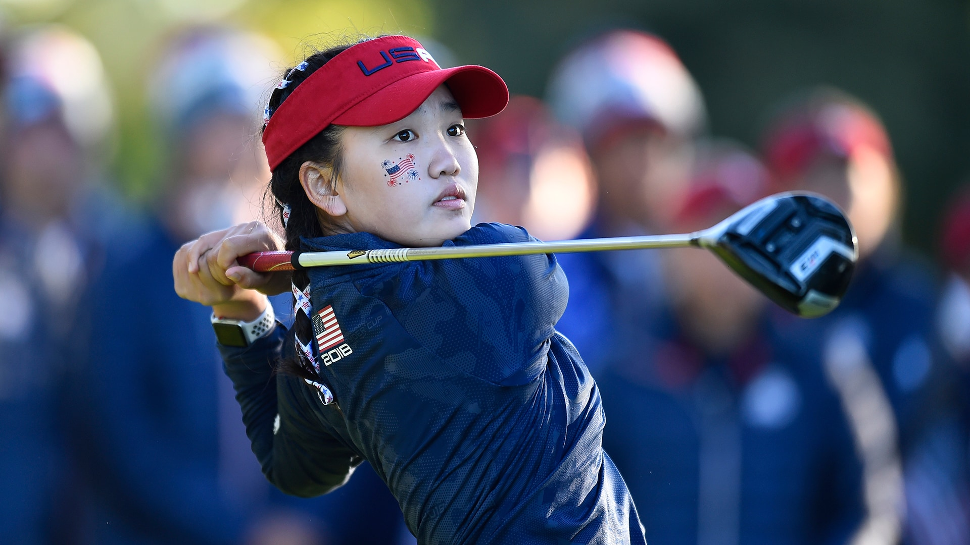 Li, 17, among early strong starts at second stage of LPGA Q-School
