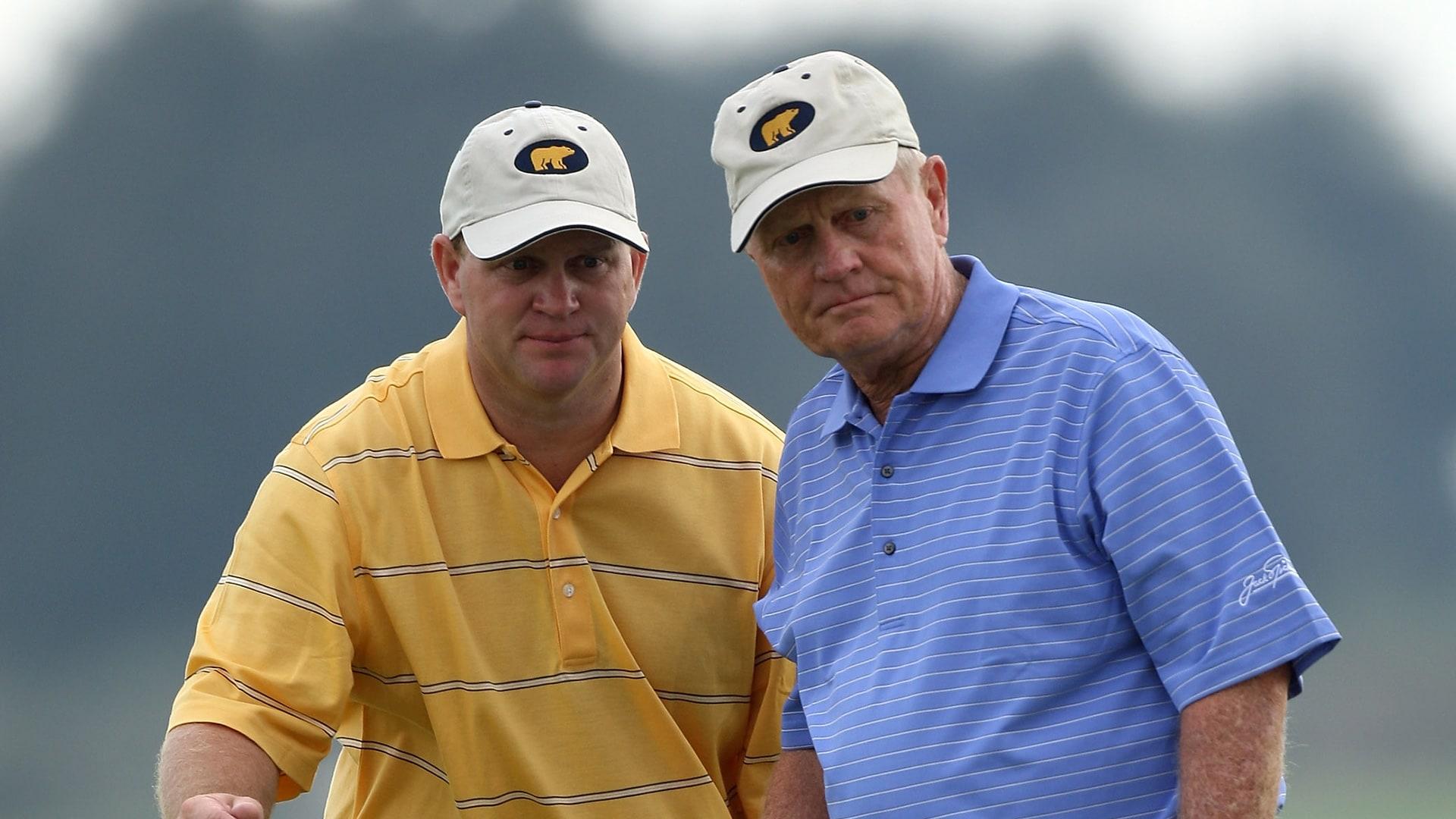 Jack Nicklaus' son, Gary, set to make PGA Tour Champions debut