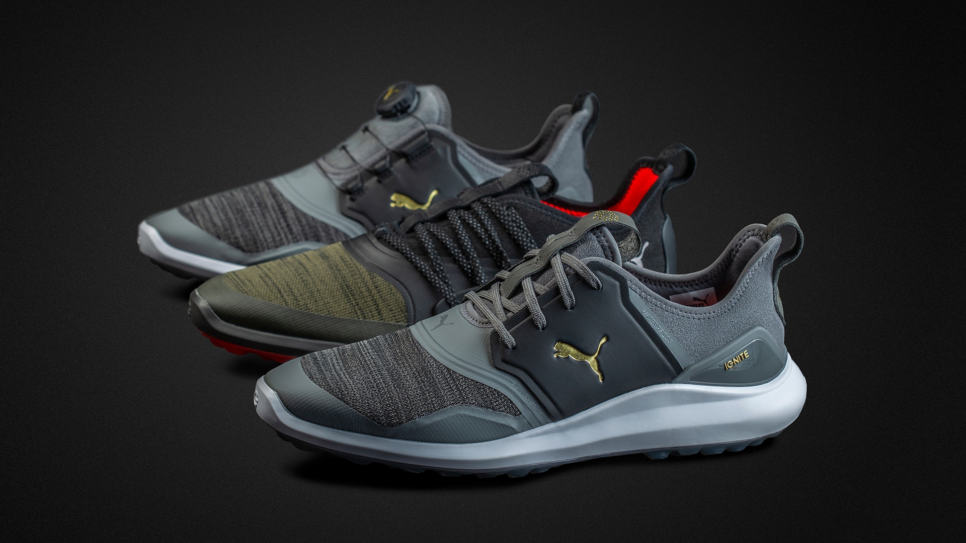 puma golf ignite