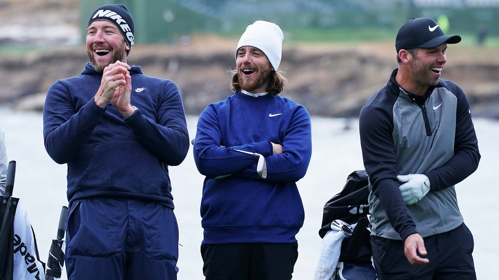 Weather could be a factor all week at AT&T Pebble Beach Pro-Am