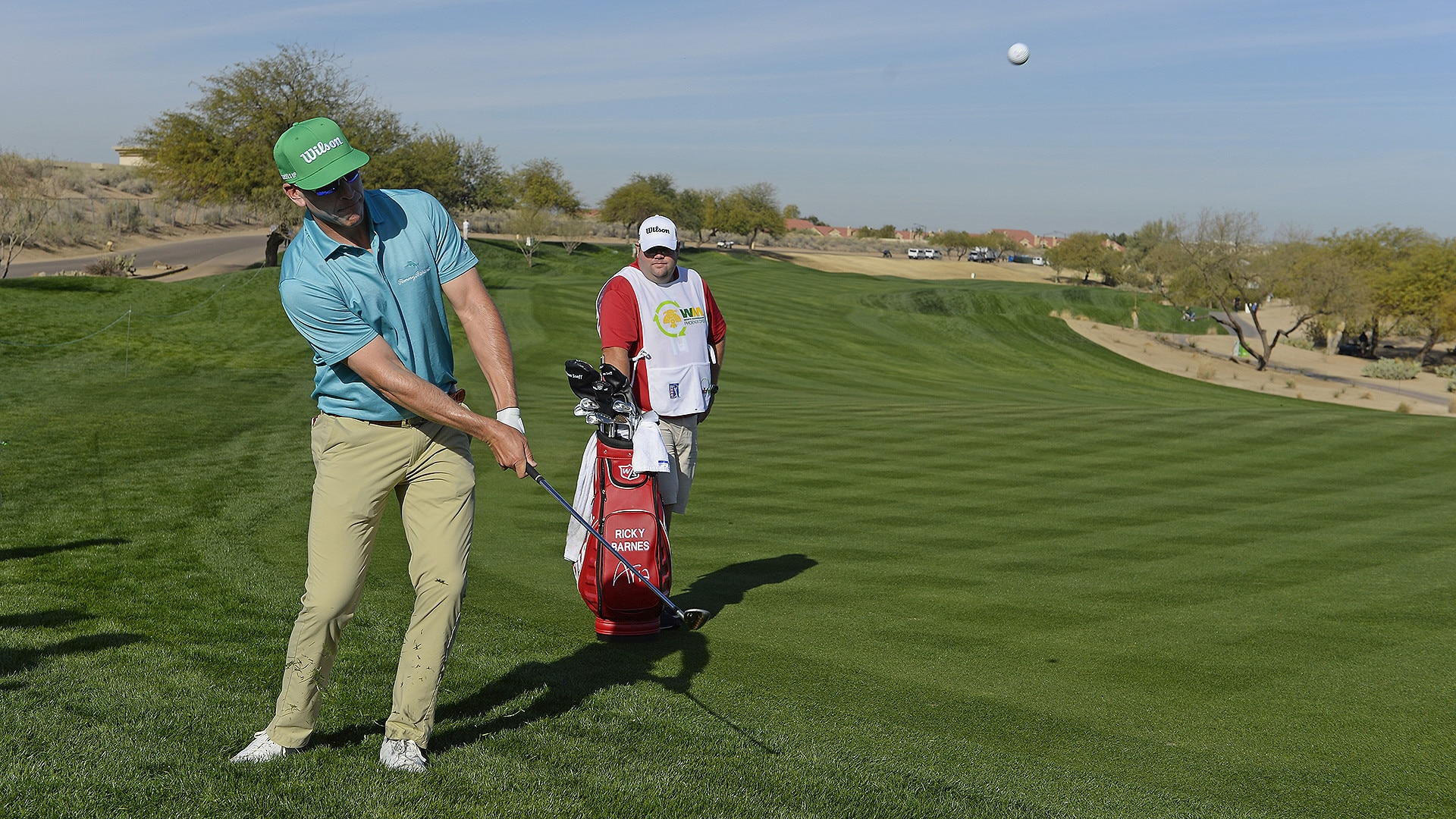 PGA Tour not without fault in caddie-alignment controversy