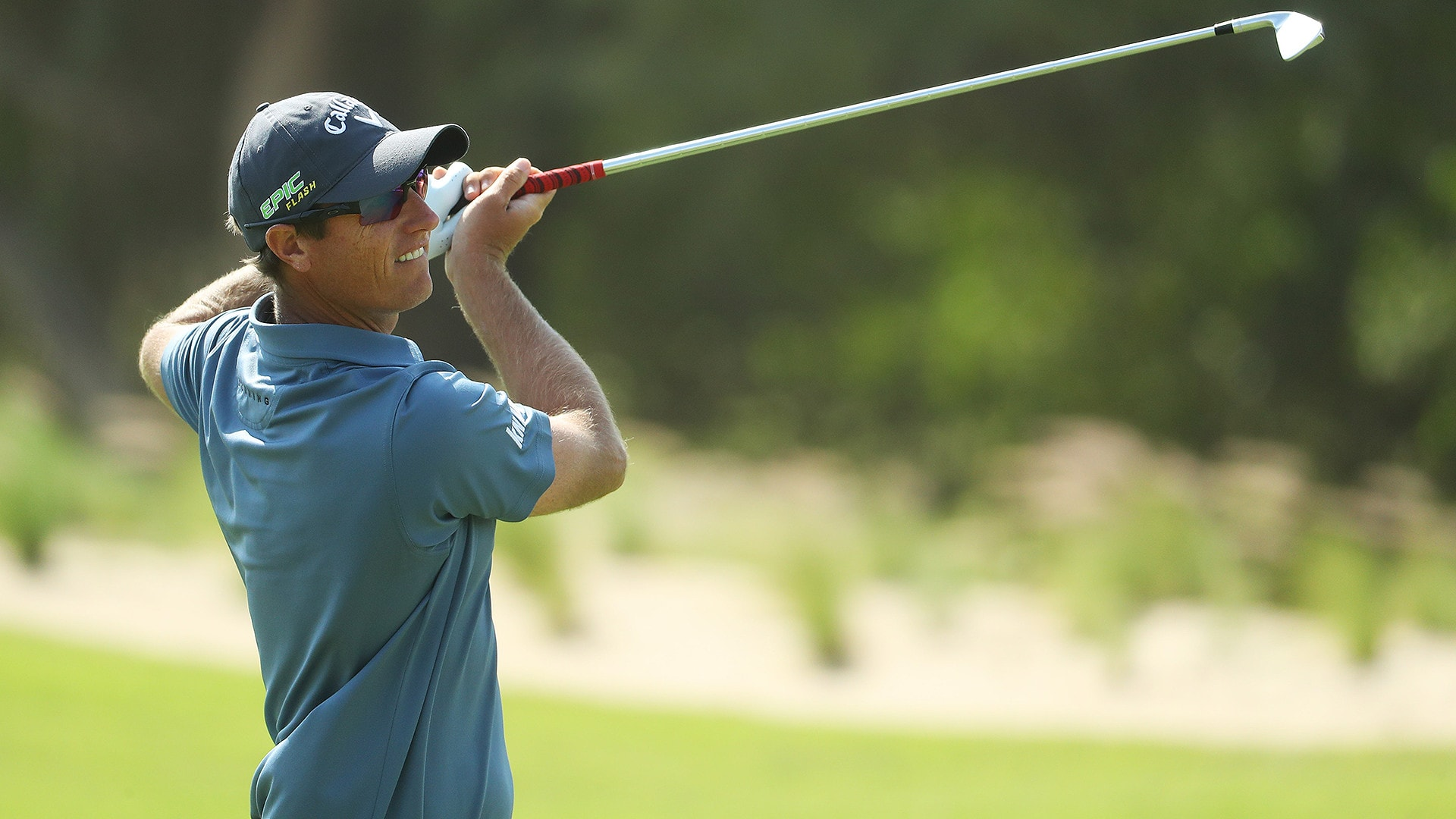Trio Tied Through Two Rounds At Qatar Masters