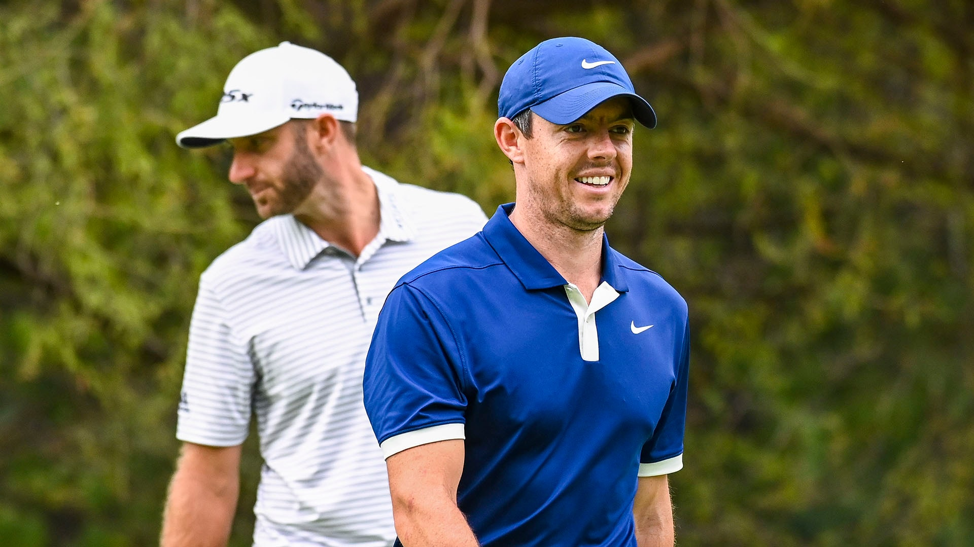 Rory McIlroy favored over Dustin Johnson at WGC-Mexico
