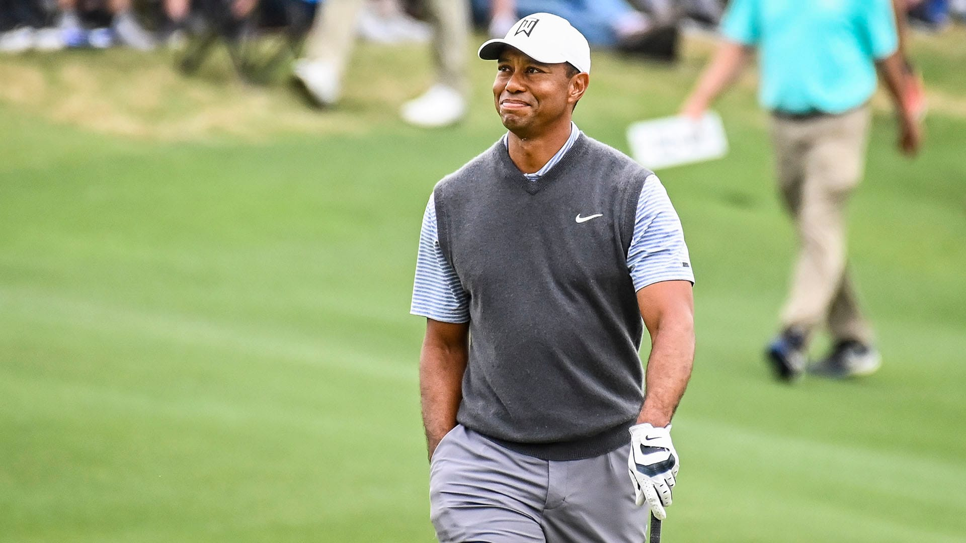 aa57167a TT Postscript: Tiger handles Cantlay, sets up showdown against McIlroy. By Tiger  Tracker