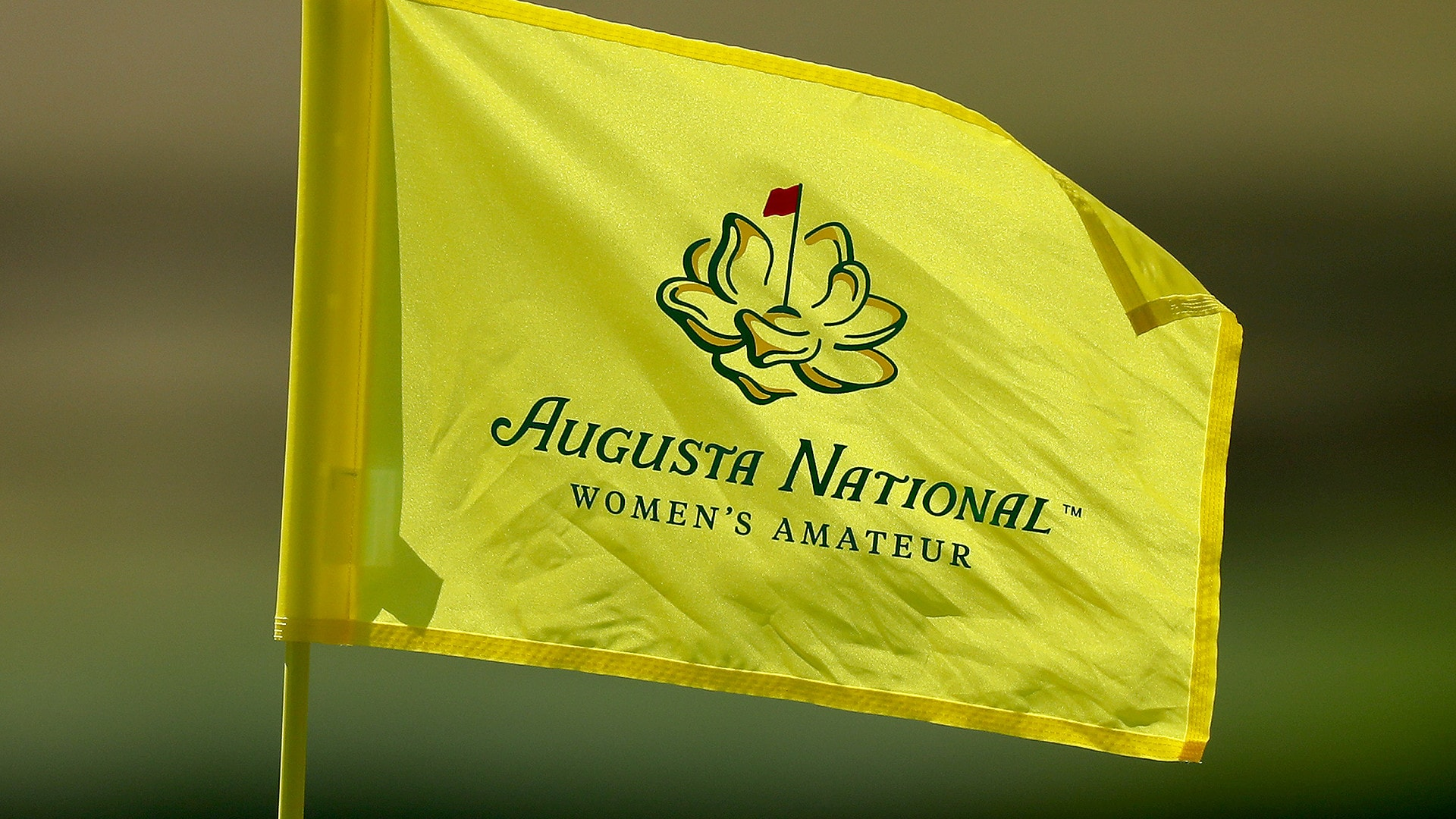 Augusta National Women's Amateur pin flag