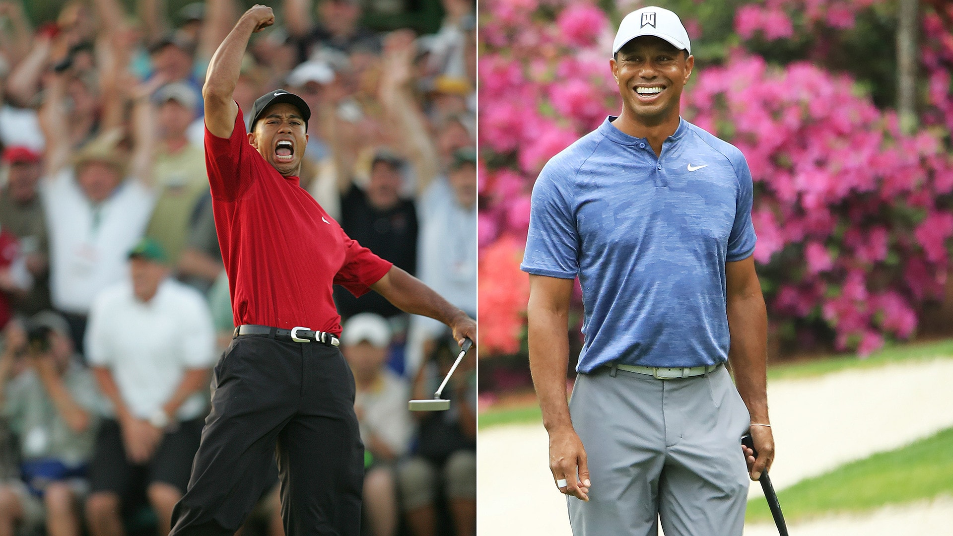 Long Removed From Last Masters Win Tiger Woods Still A