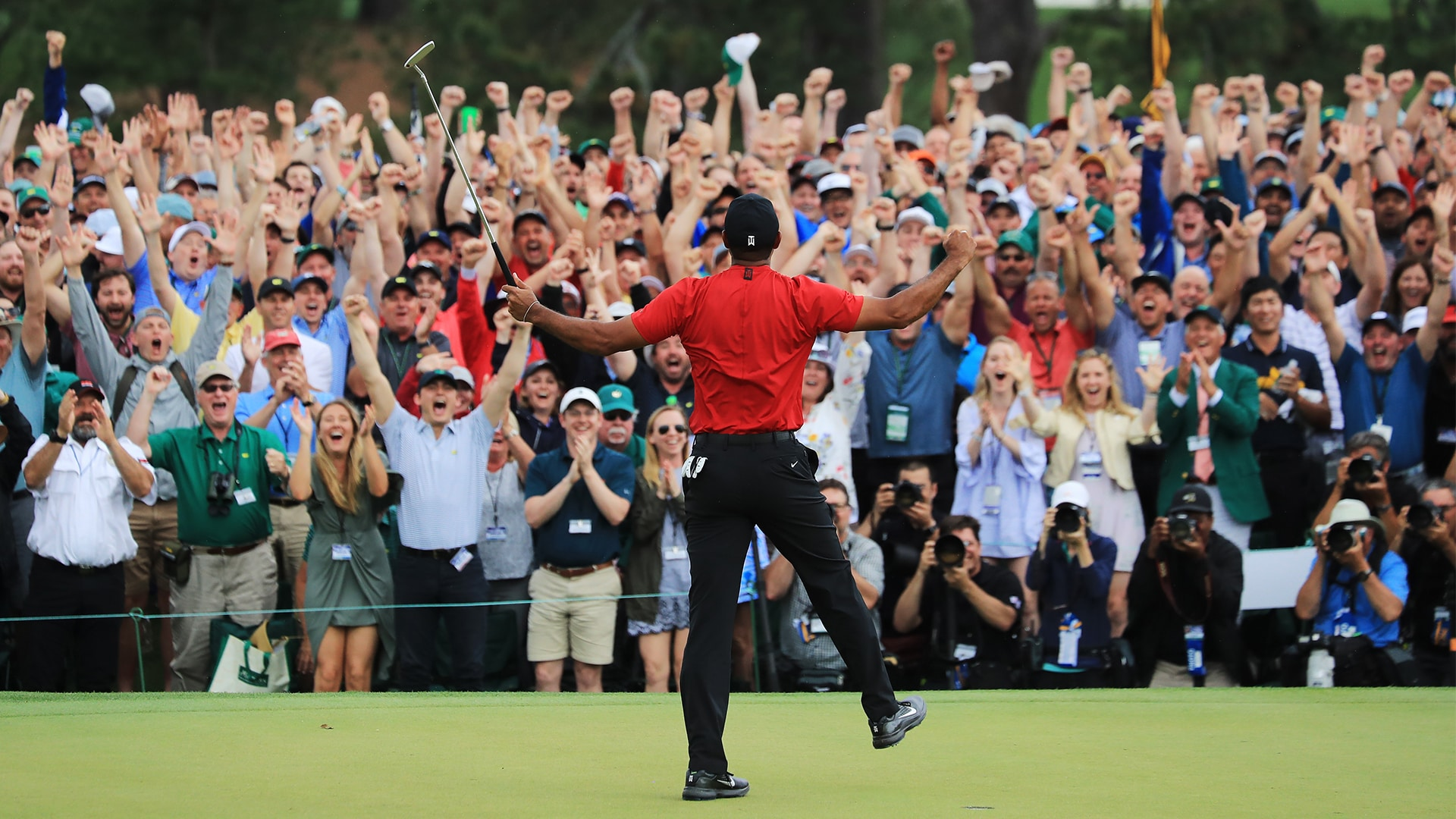 2019 Masters: Perfect timing: Tiger Woods turns back clock at ...