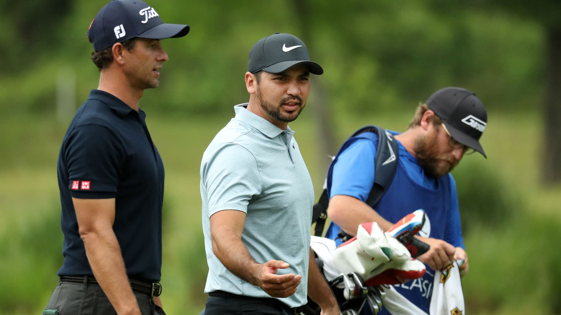 Jason Day Excited For Olympic Opportunity Adam Scott Not So Much