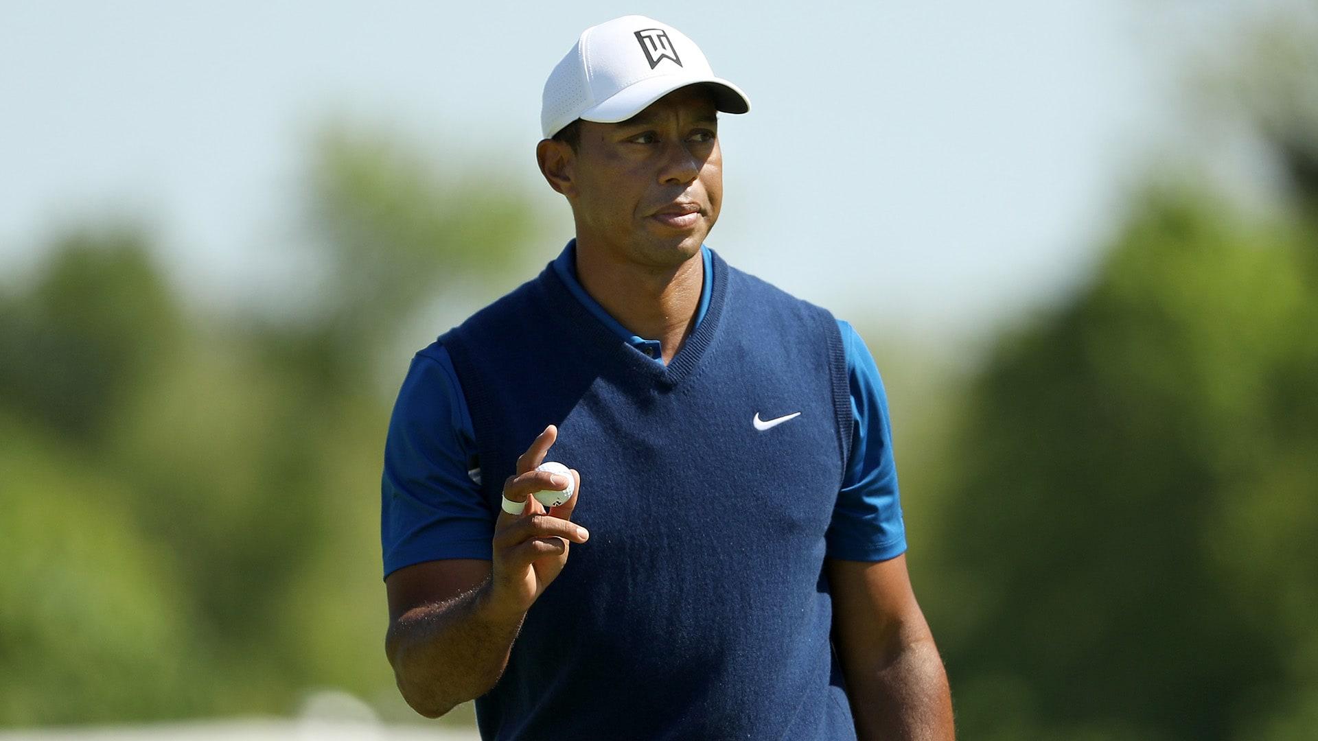 503ef133 Highlights: Tiger Woods' first round of 2019 PGA Championship | Golf ...